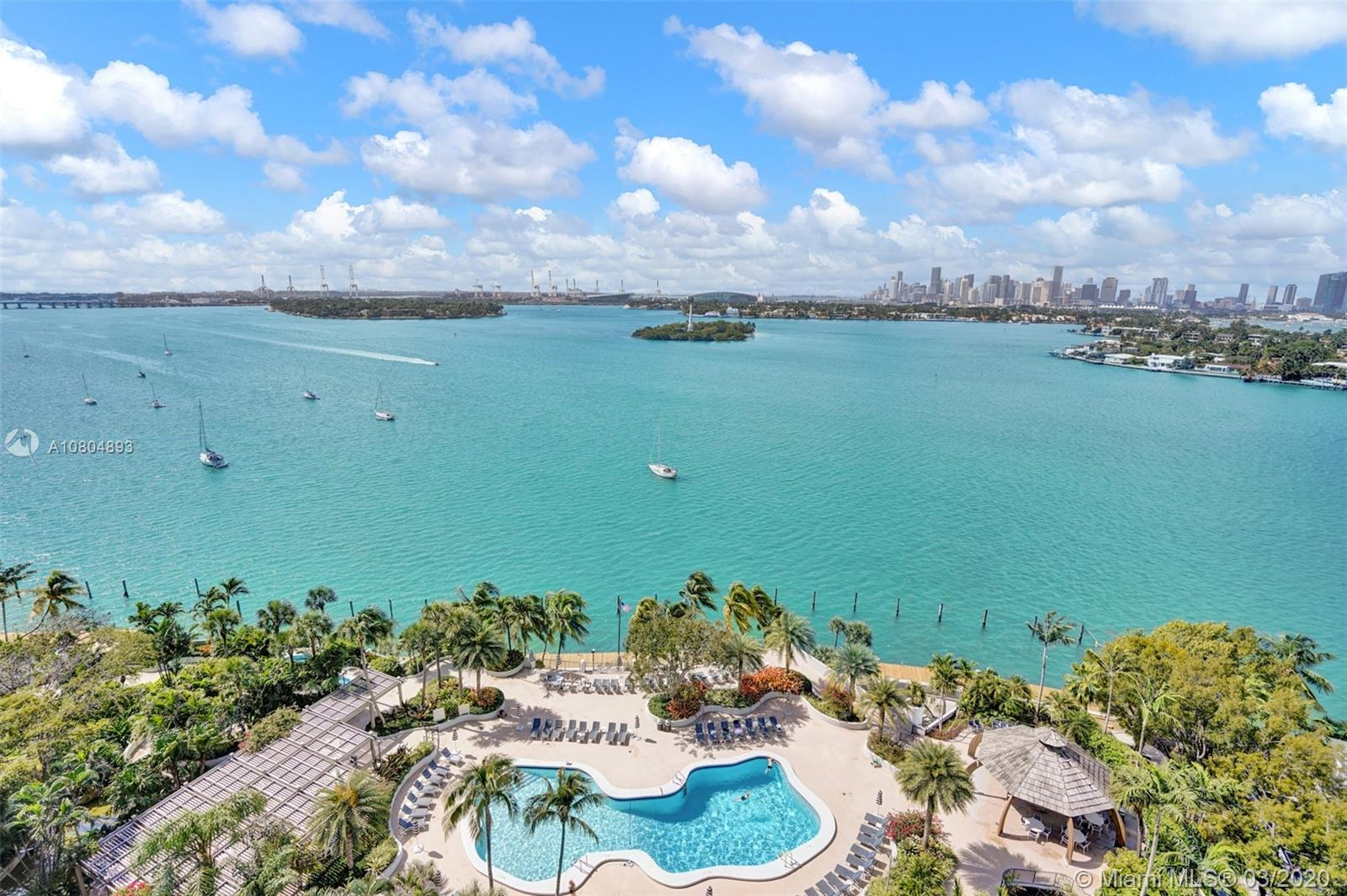 9  Island Ave #1701 For Sale A10804893, FL