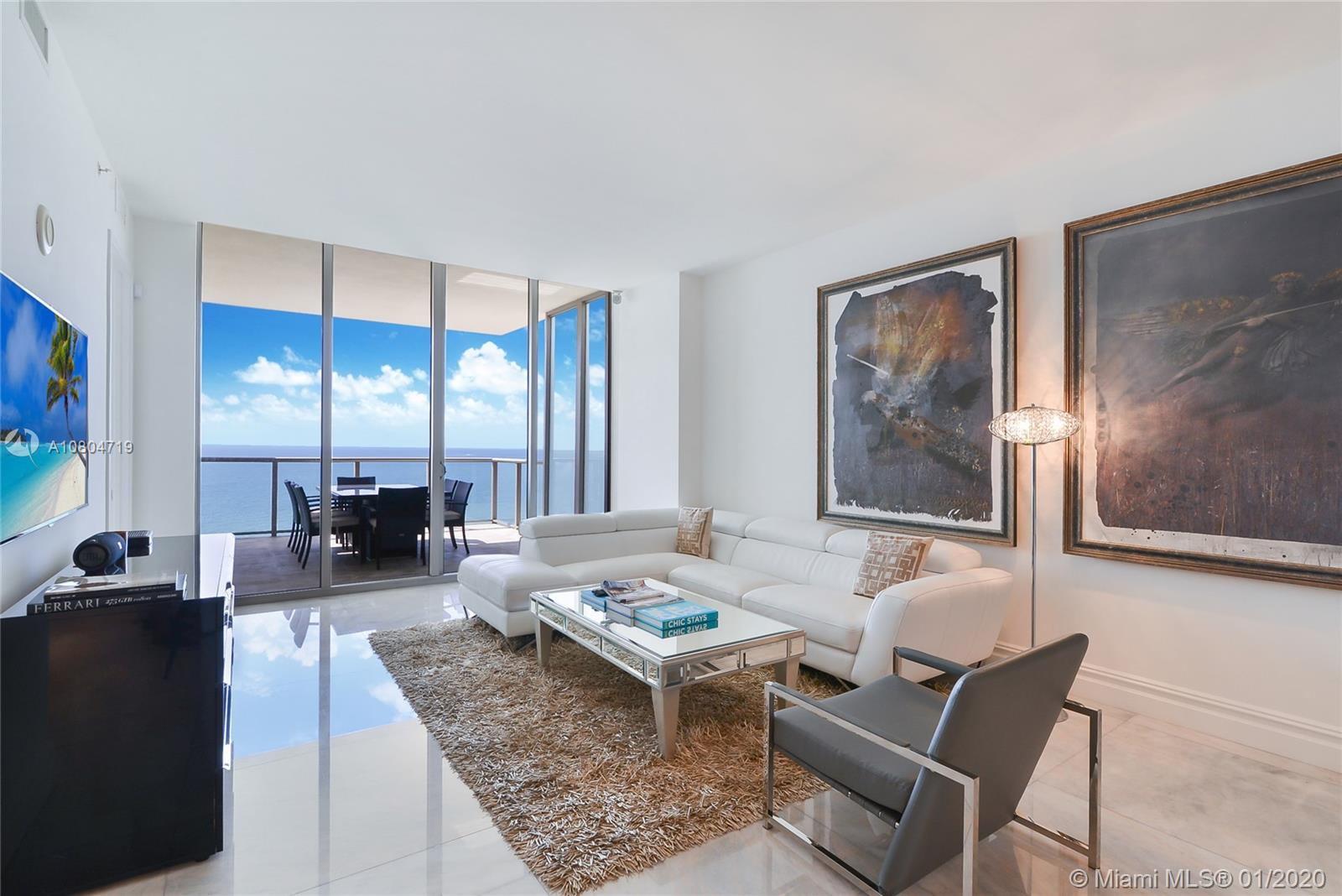 9703  Collins Ave #PH-04 For Sale A10804719, FL