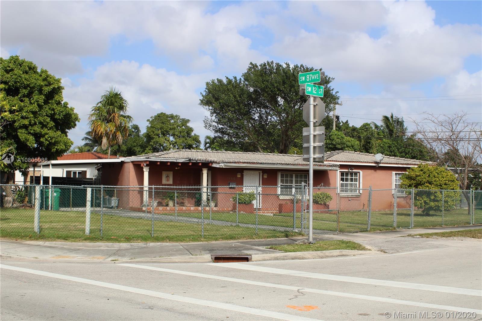 1155 SW 87th Ave, Miami, FL 33174
