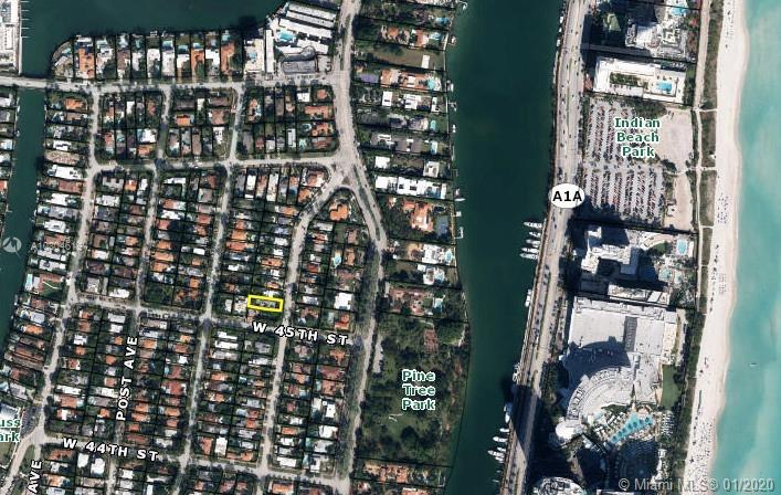 4504  Sheridan Ave  For Sale A10804619, FL