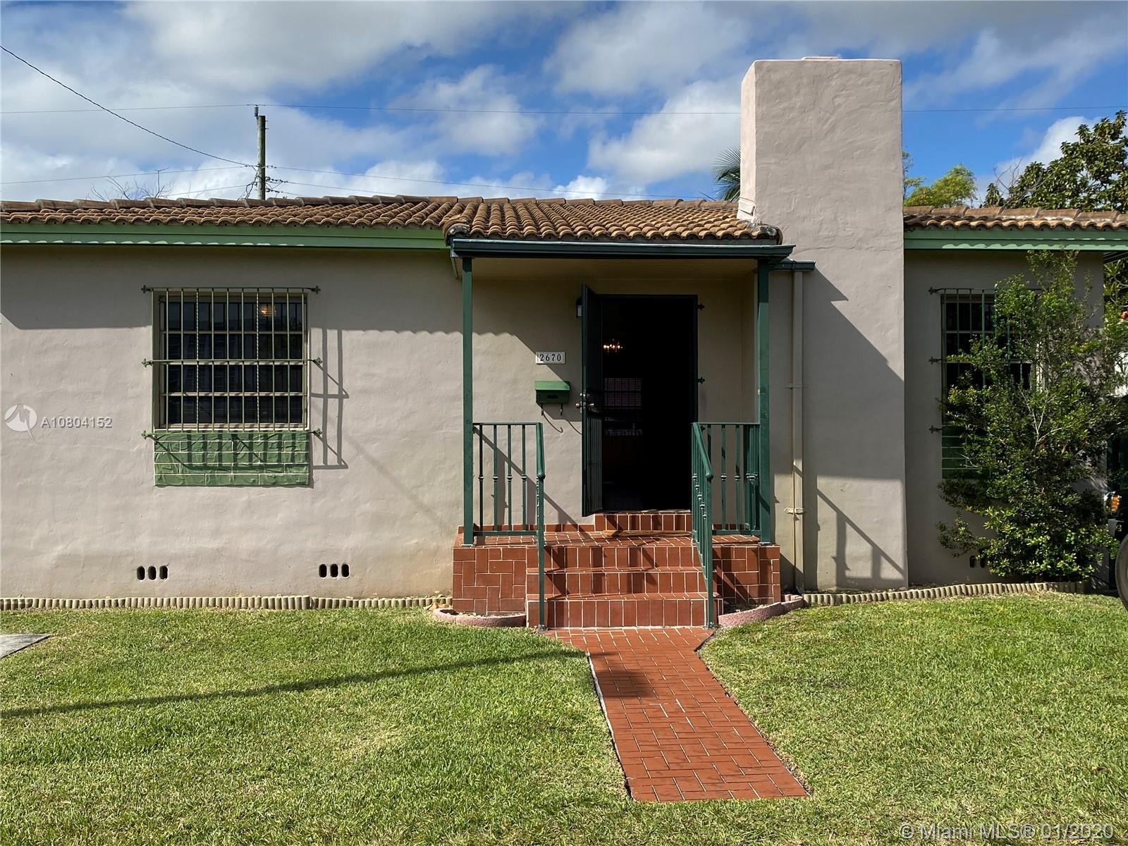2670 SW 29th Pl  For Sale A10804152, FL