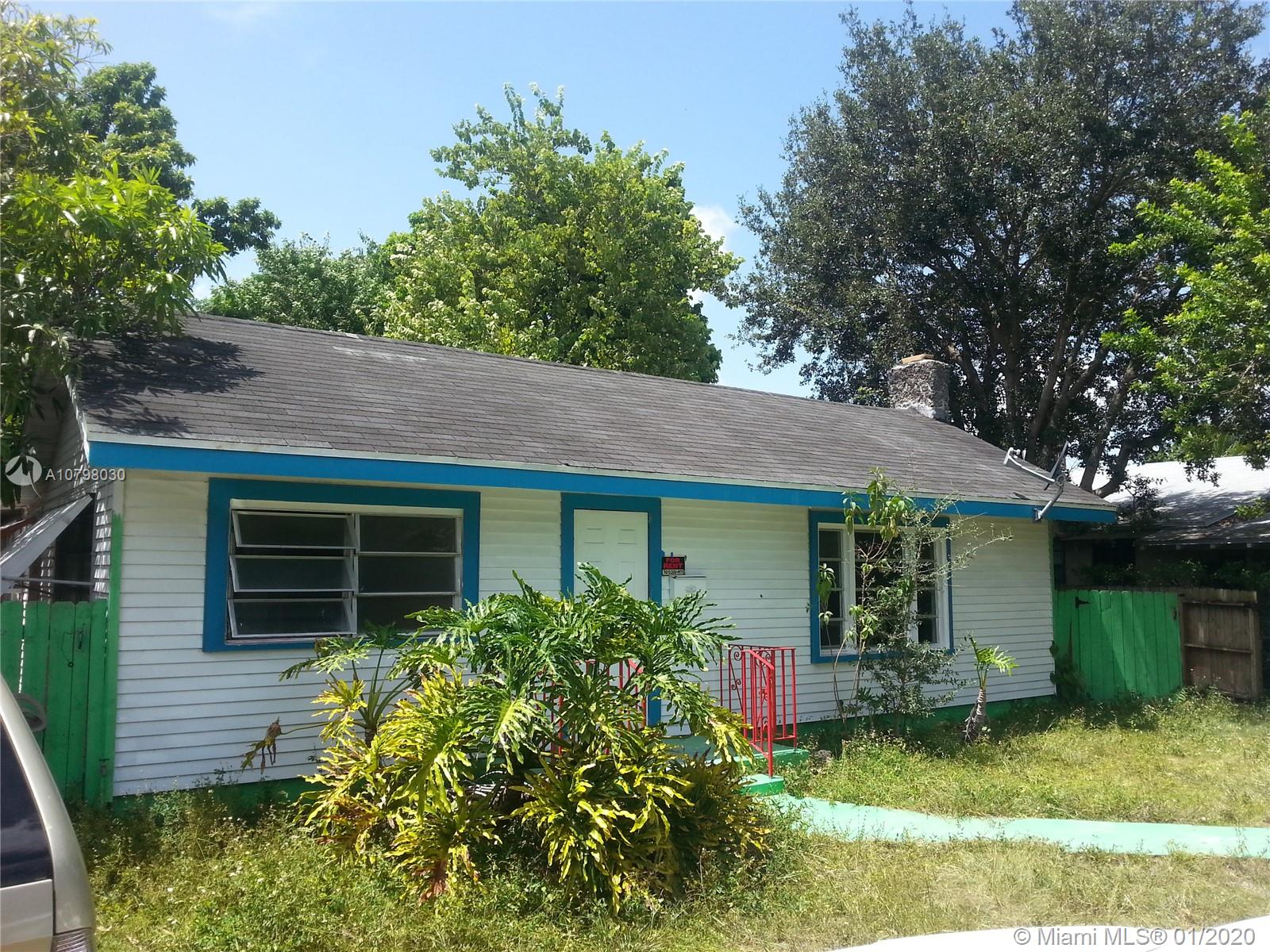 10834 NE 2nd Pl  For Sale A10798030, FL
