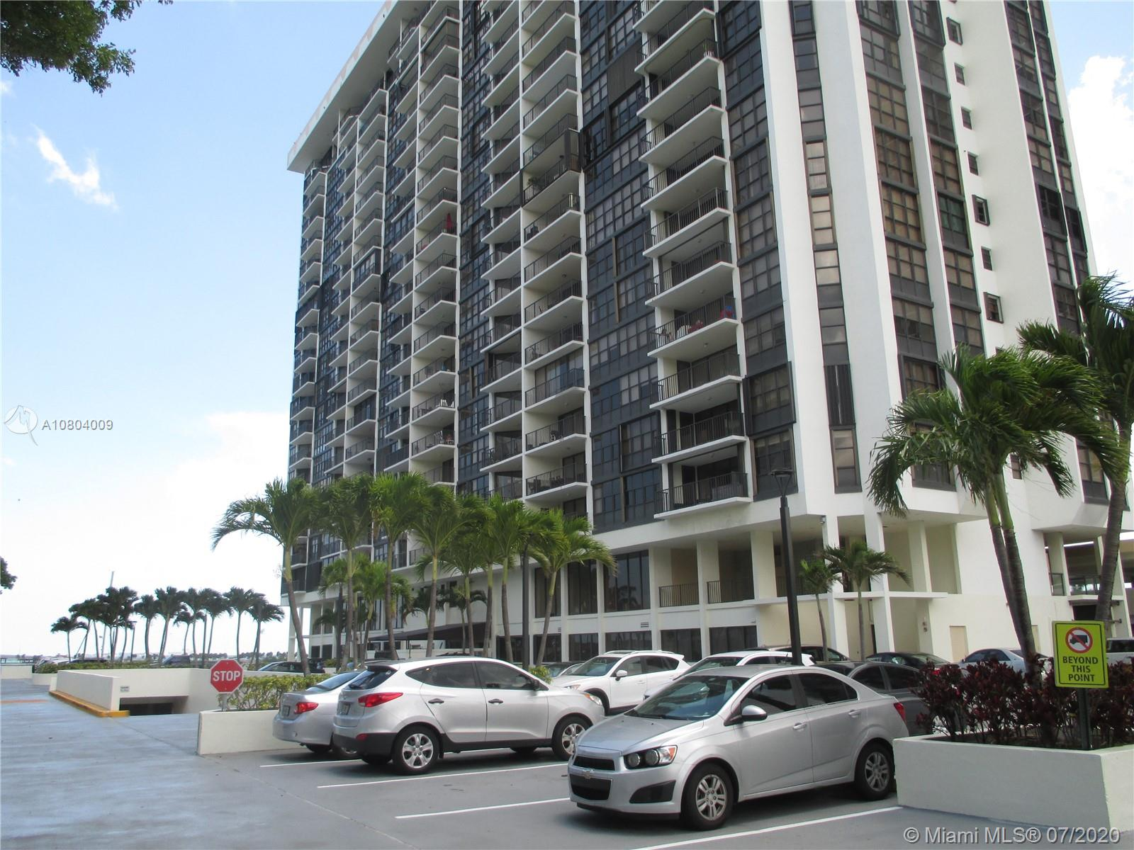 1865  Brickell Ave #A1207 For Sale A10804009, FL