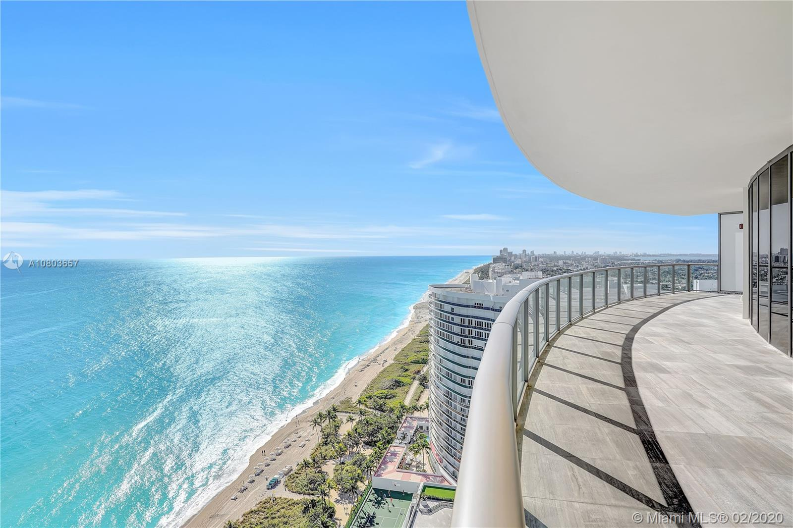 9703  Collins Ave #2500 For Sale A10803657, FL