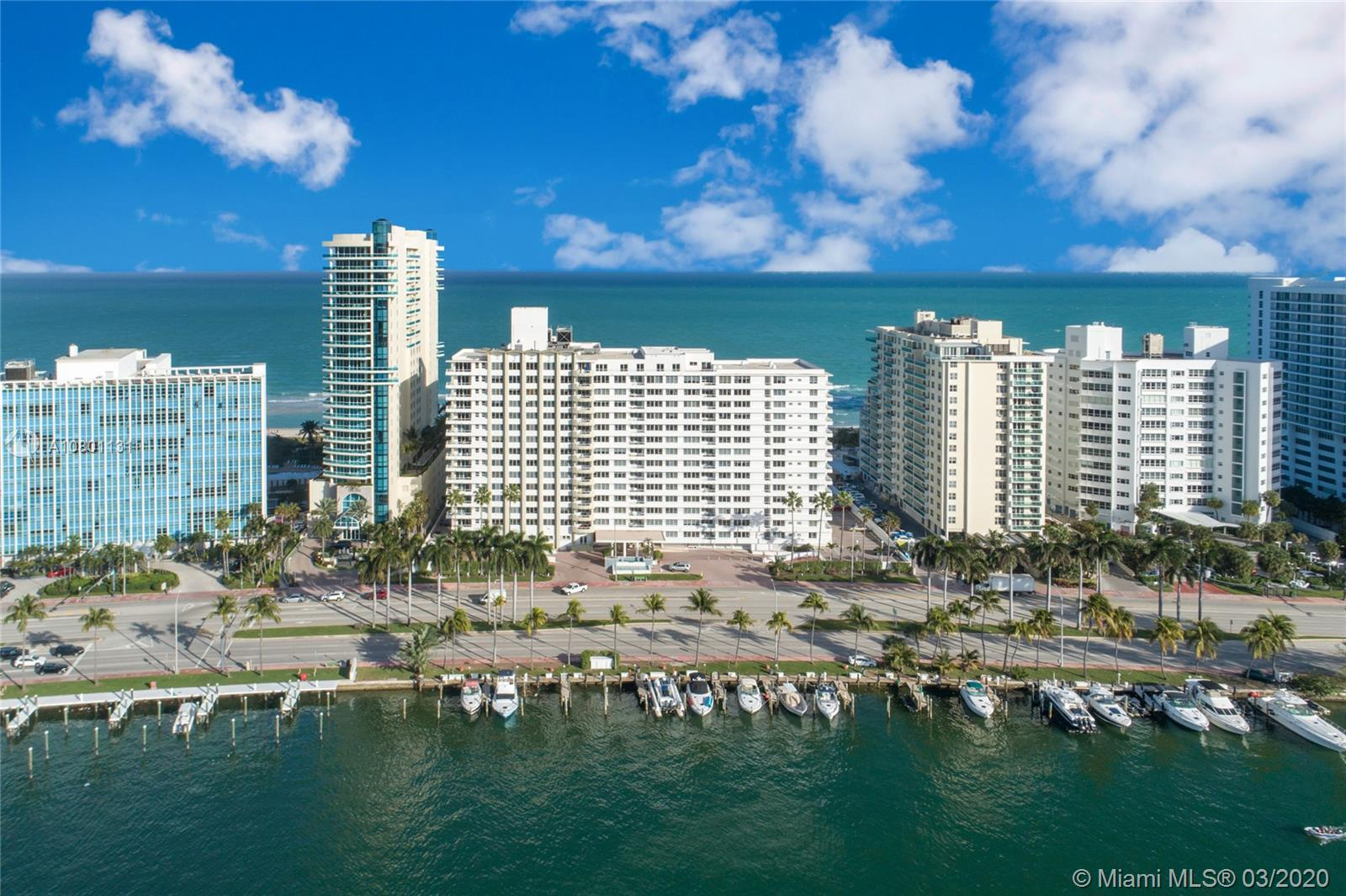 5005  Collins Ave #204 For Sale A10801131, FL