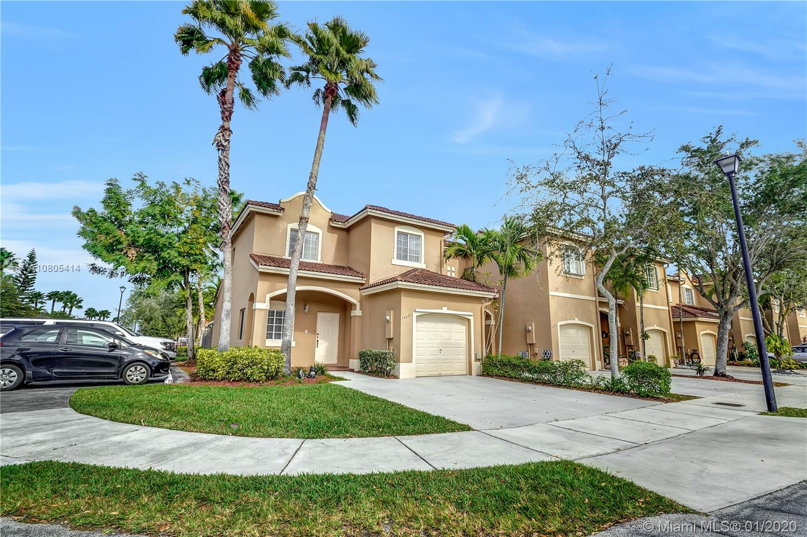14871 SW 9th Ln  For Sale A10805414, FL