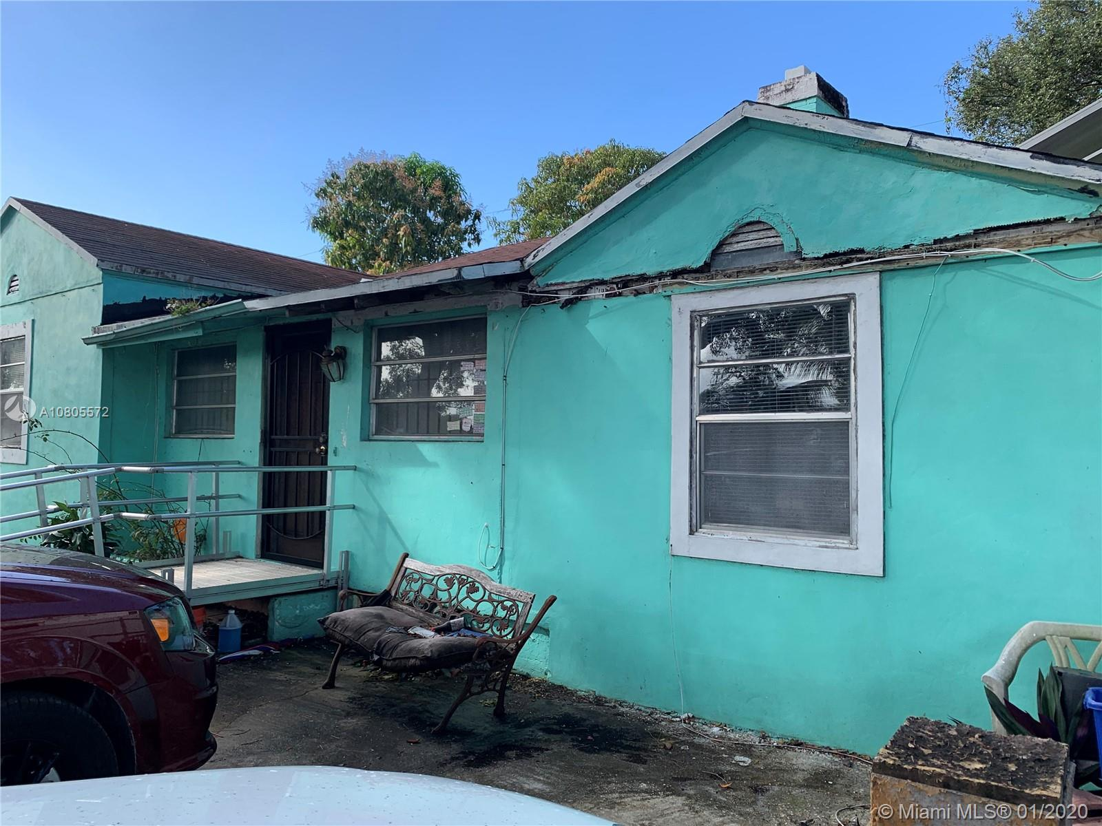4314 NW 11th Pl  For Sale A10805572, FL