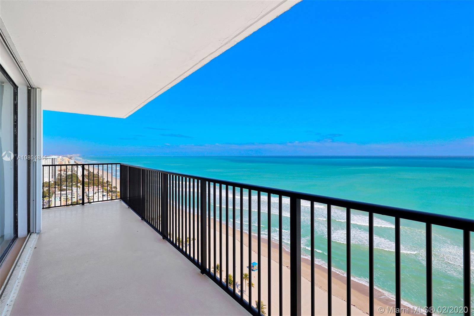 2201 S Ocean Dr #2803 For Sale A10804846, FL