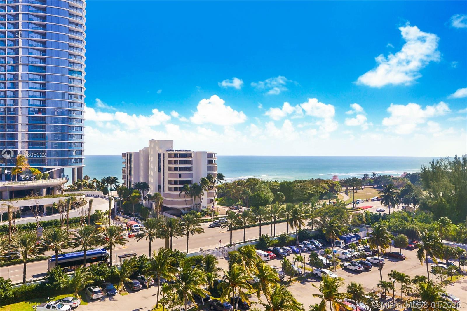 100  Bayview Dr #907 For Sale A10805022, FL