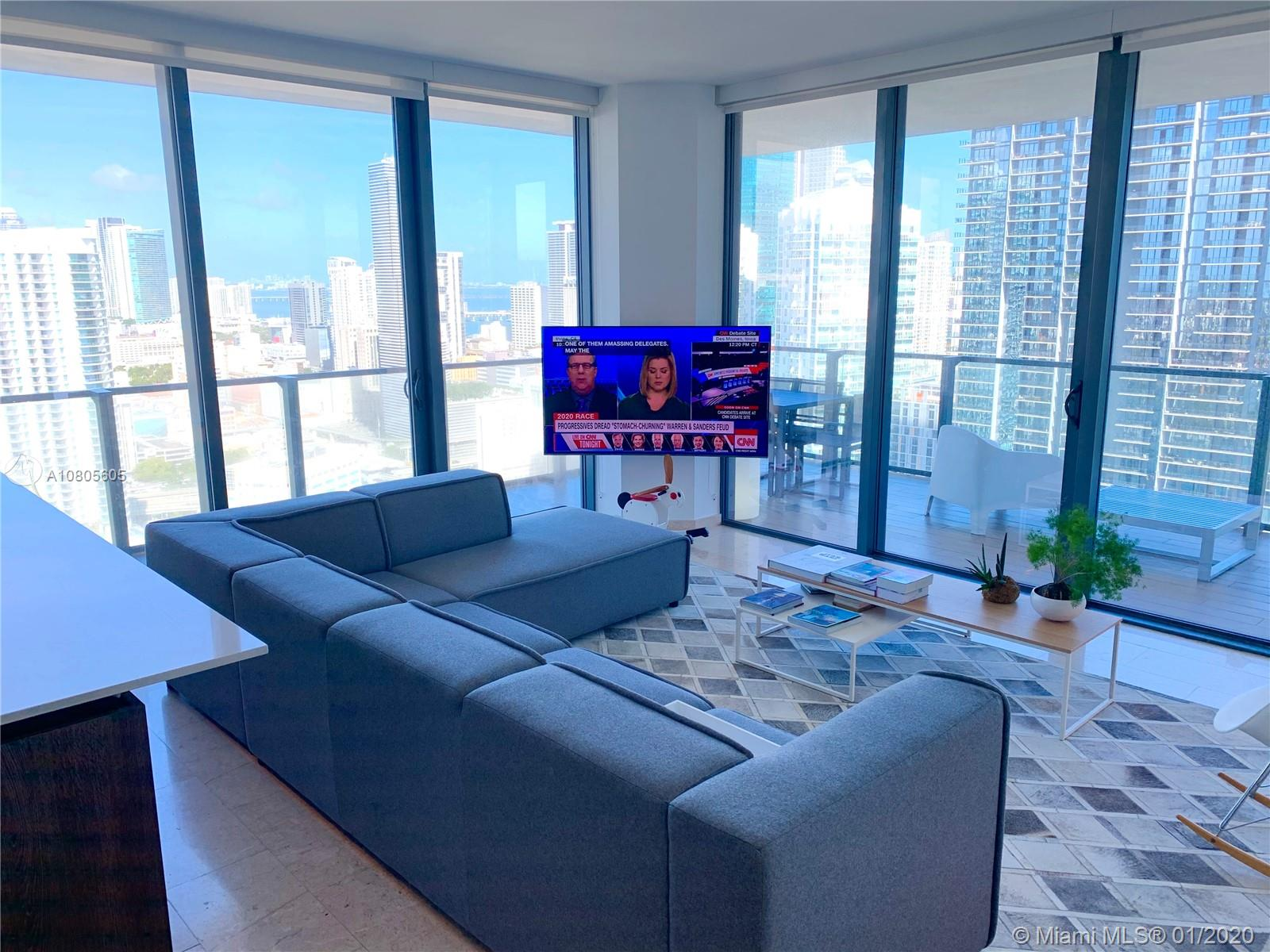 88 SW 7th St #3211 For Sale A10805605, FL