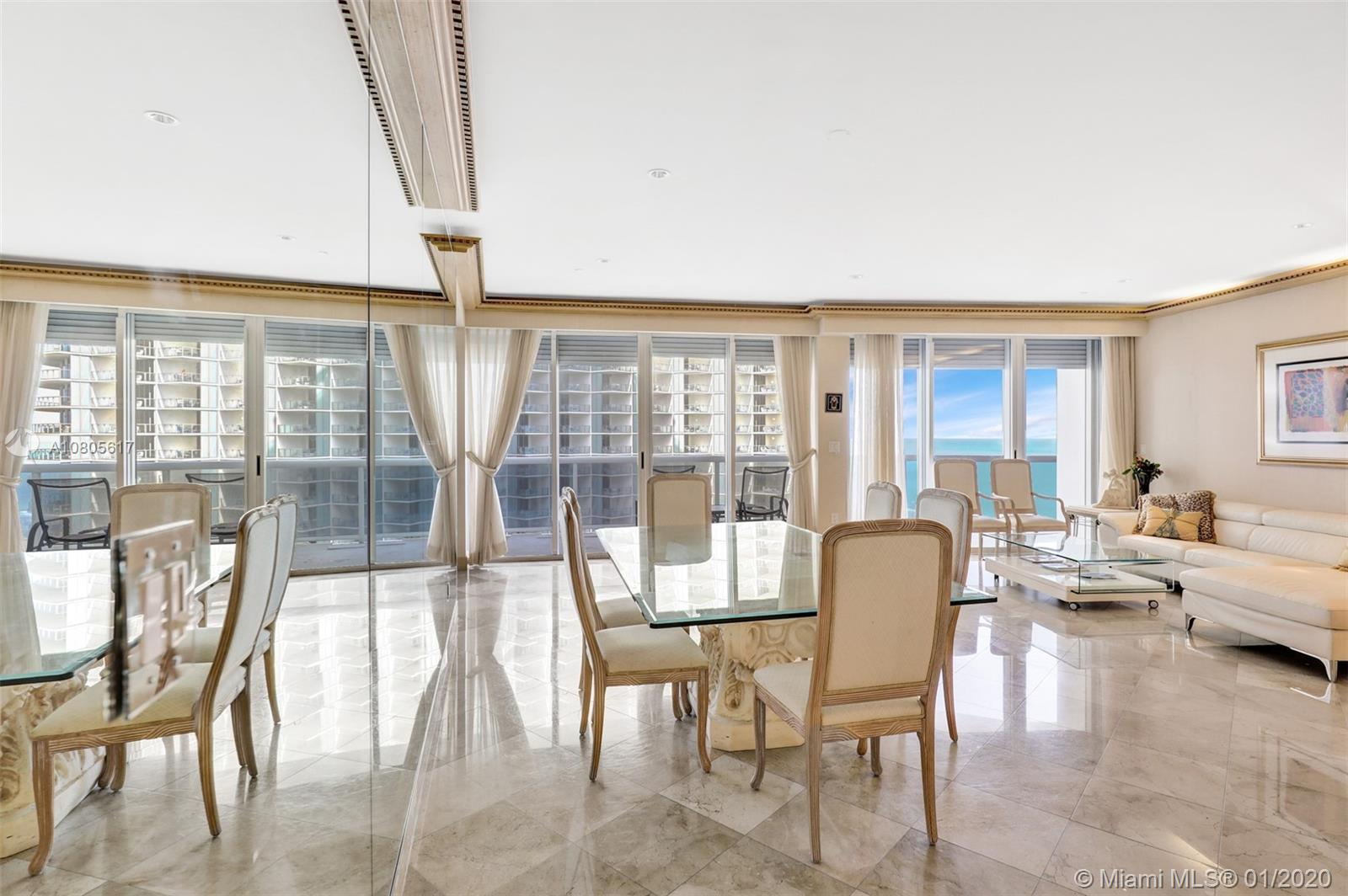 9601  Collins Ave #1502 For Sale A10805617, FL