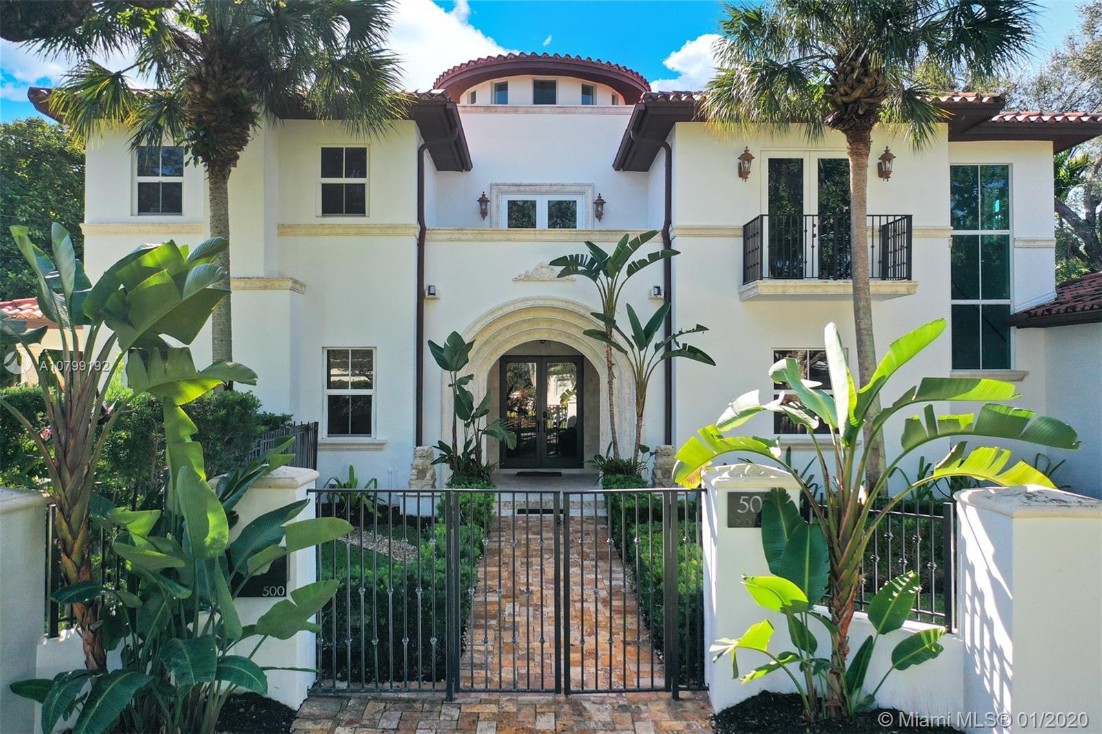 500  Santurce Ave  For Sale A10799192, FL
