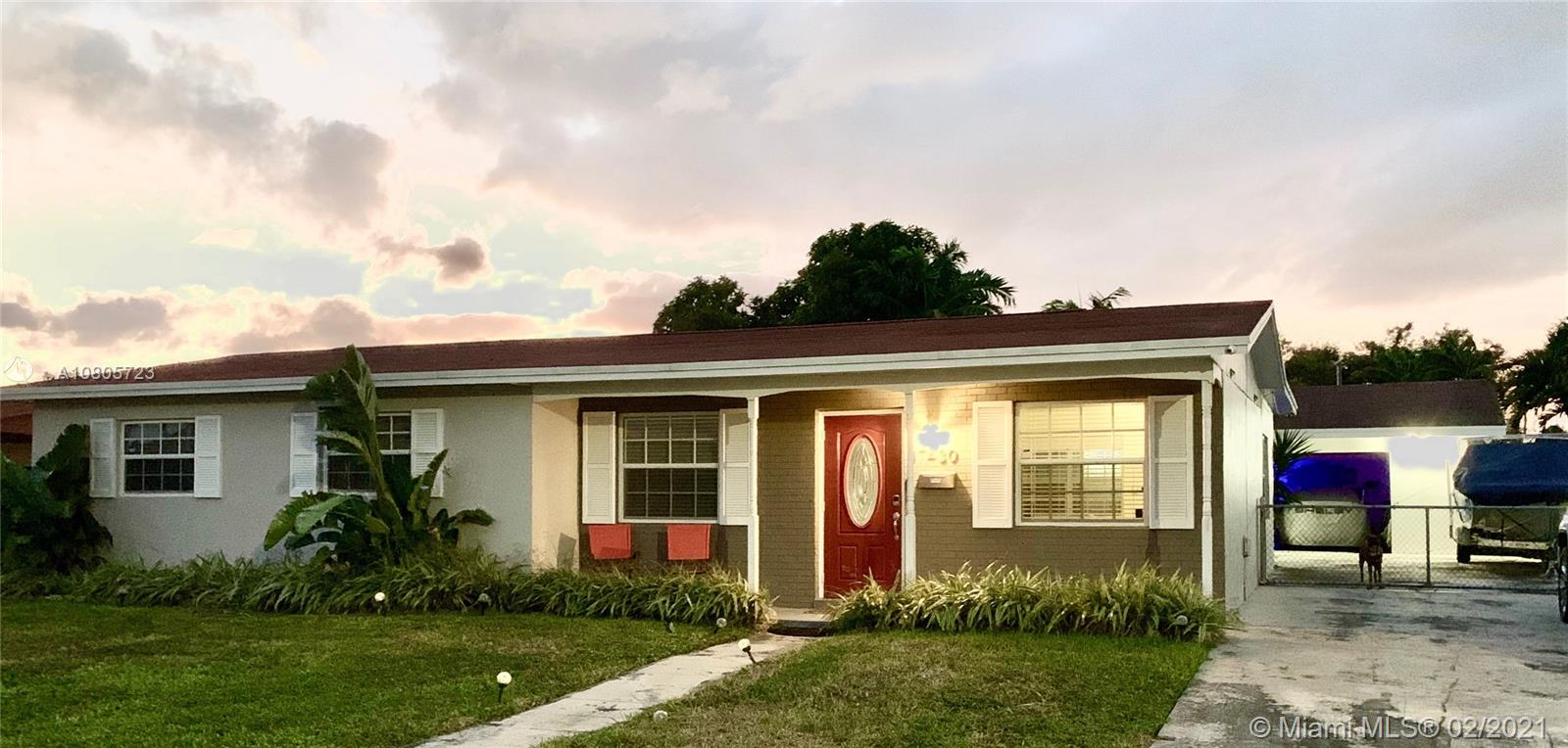 17430 NW 85th Ave  For Sale A10805723, FL
