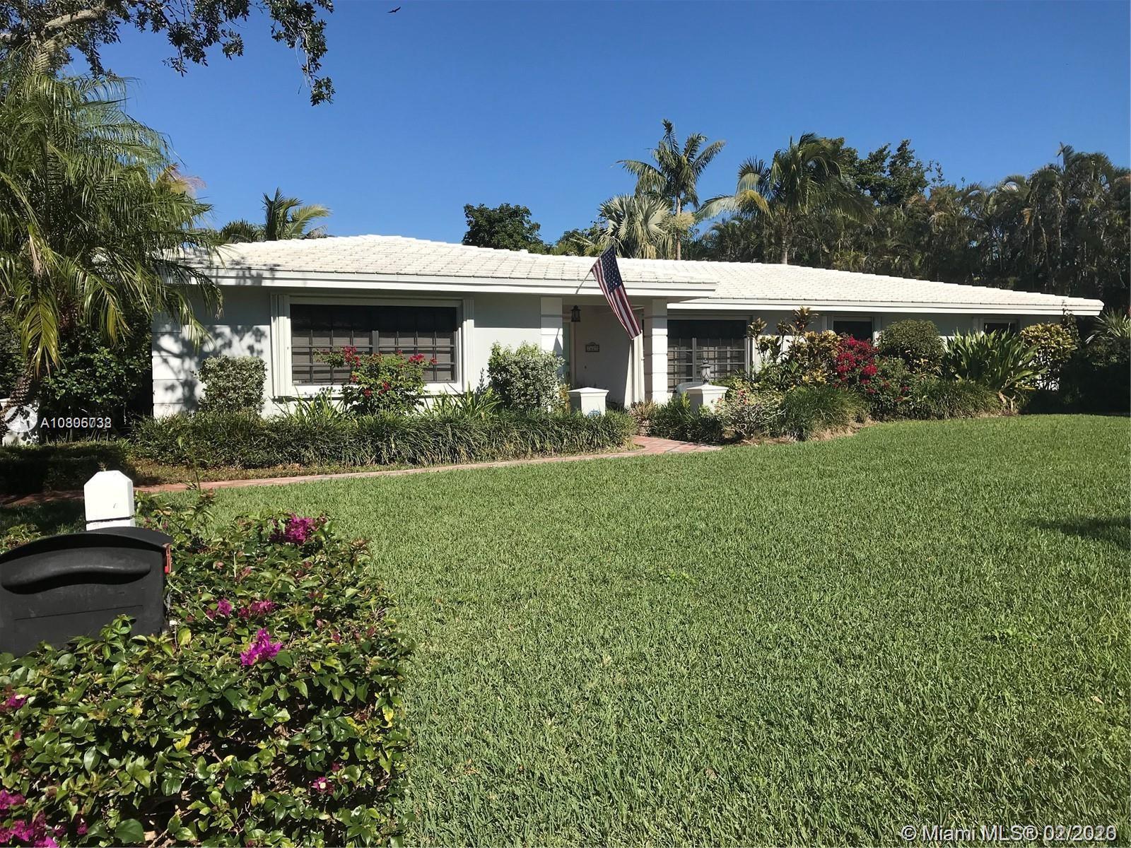 7625 SW 180th Ter  For Sale A10805738, FL