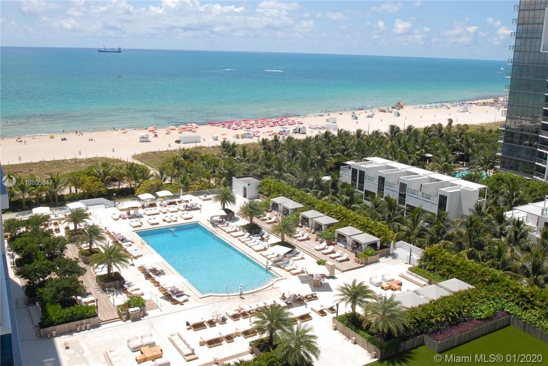 2301  Collins Ave #1102 For Sale A10805847, FL