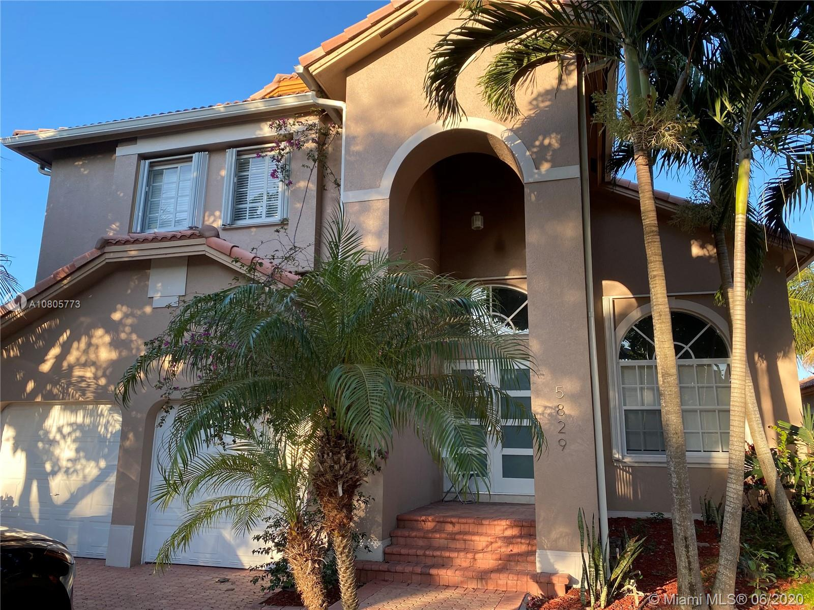 5829 NW 108th Pl  For Sale A10805773, FL