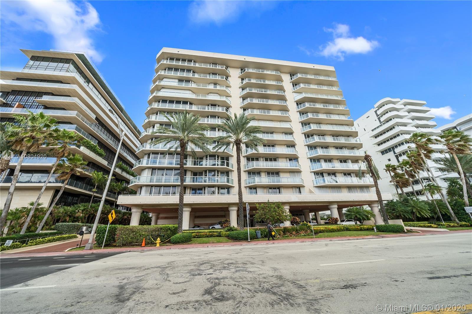 8925  Collins Ave #PH12E For Sale A10804920, FL