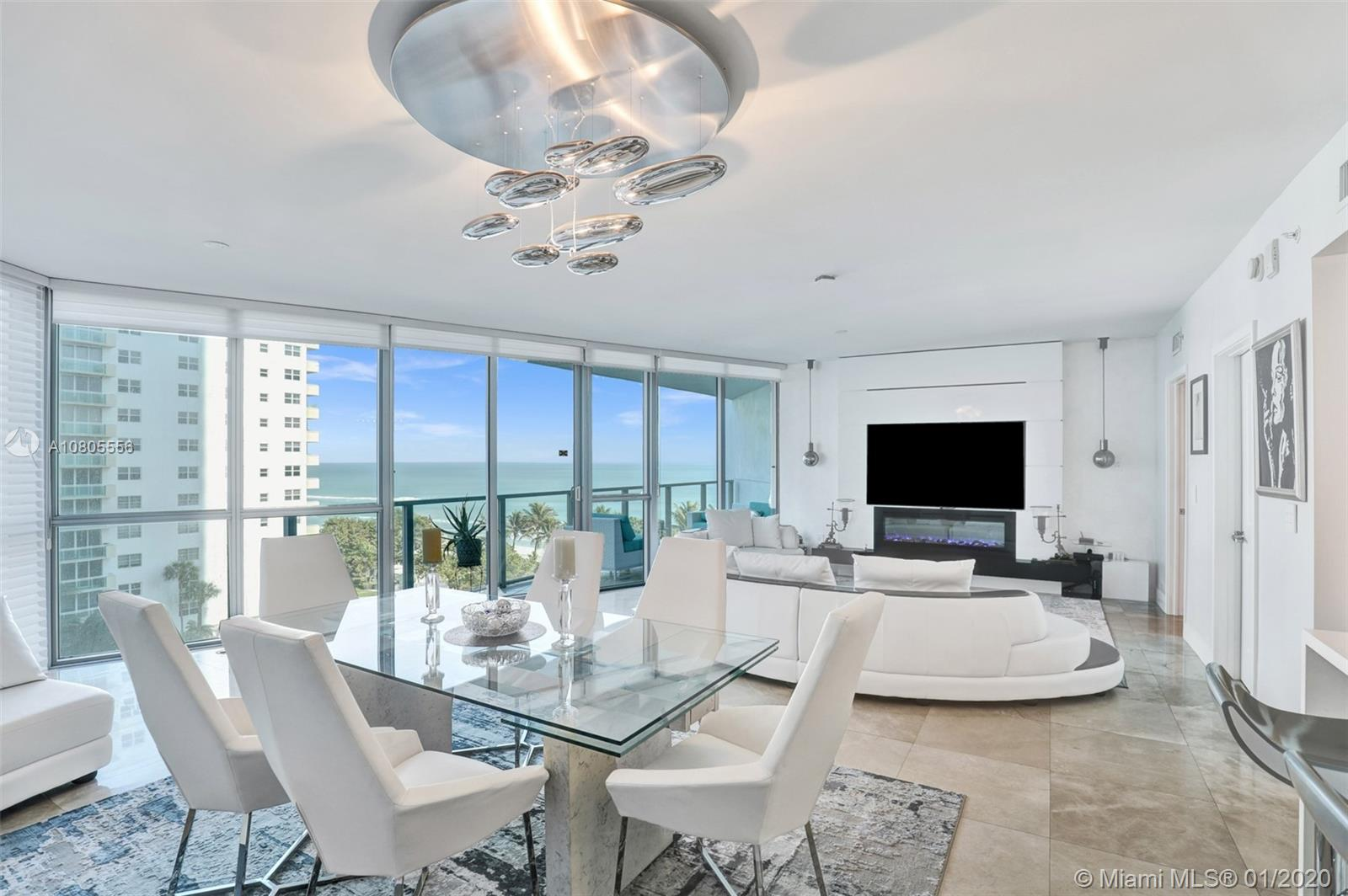 3101 S Ocean Dr #605 For Sale A10805556, FL