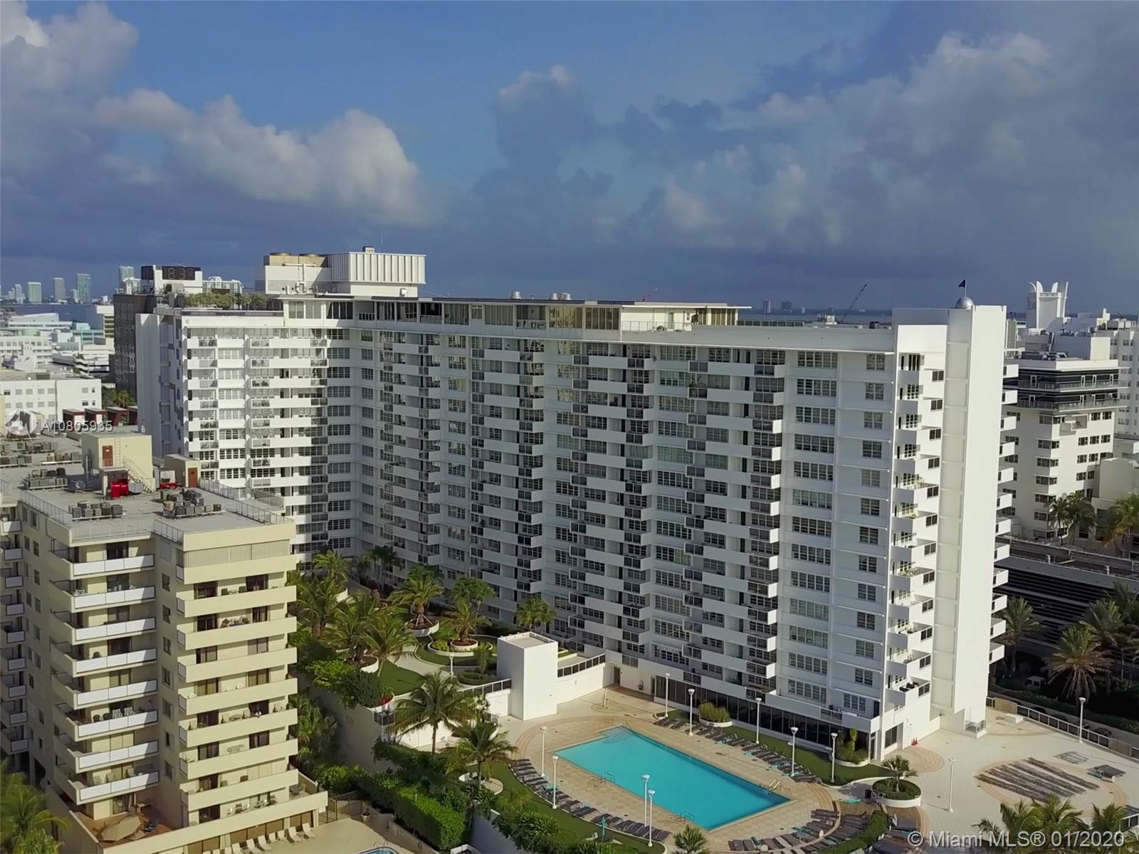 100  Lincoln Rd #943 For Sale A10805935, FL