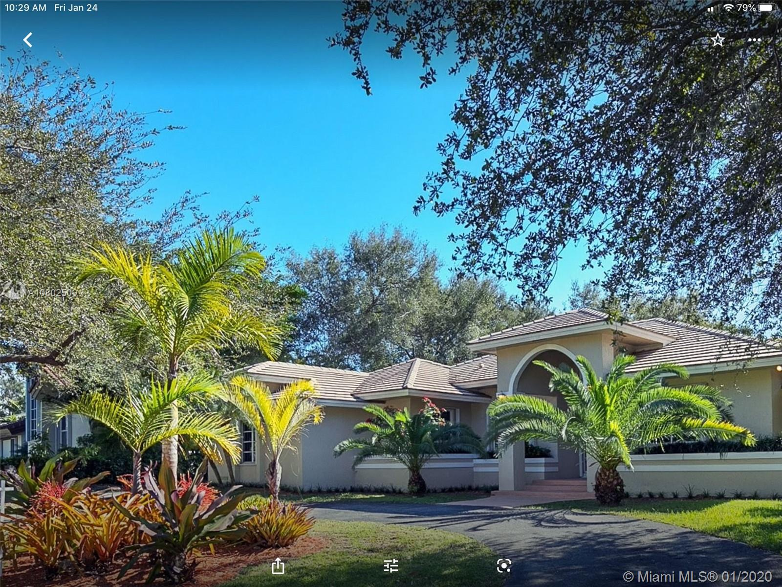 8552 SW 169th Ter  For Sale A10802509, FL