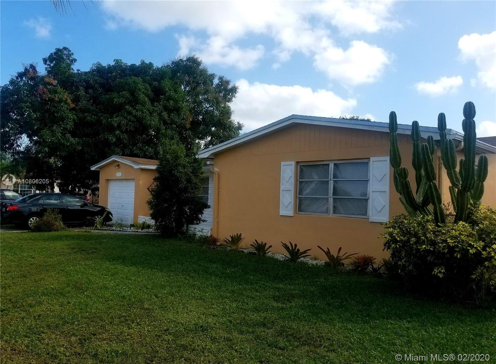 6516 NW 2nd St  For Sale A10806205, FL