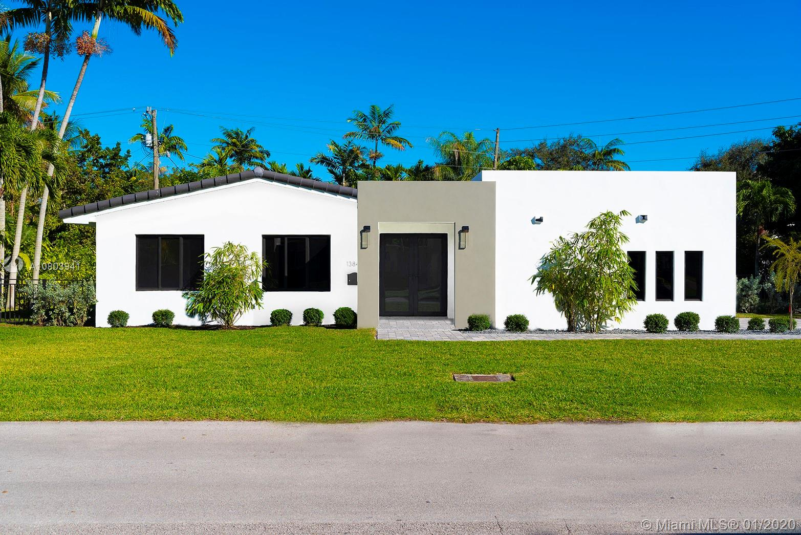 13845 SW 75th Ave  For Sale A10803941, FL