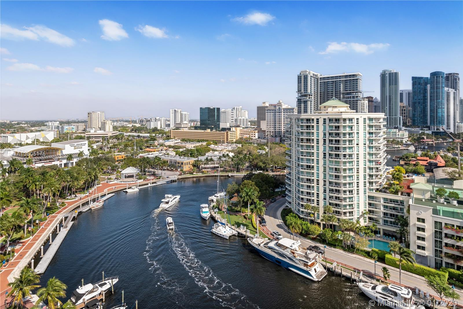 600 W Las Olas Blvd #1608S For Sale A10805175, FL