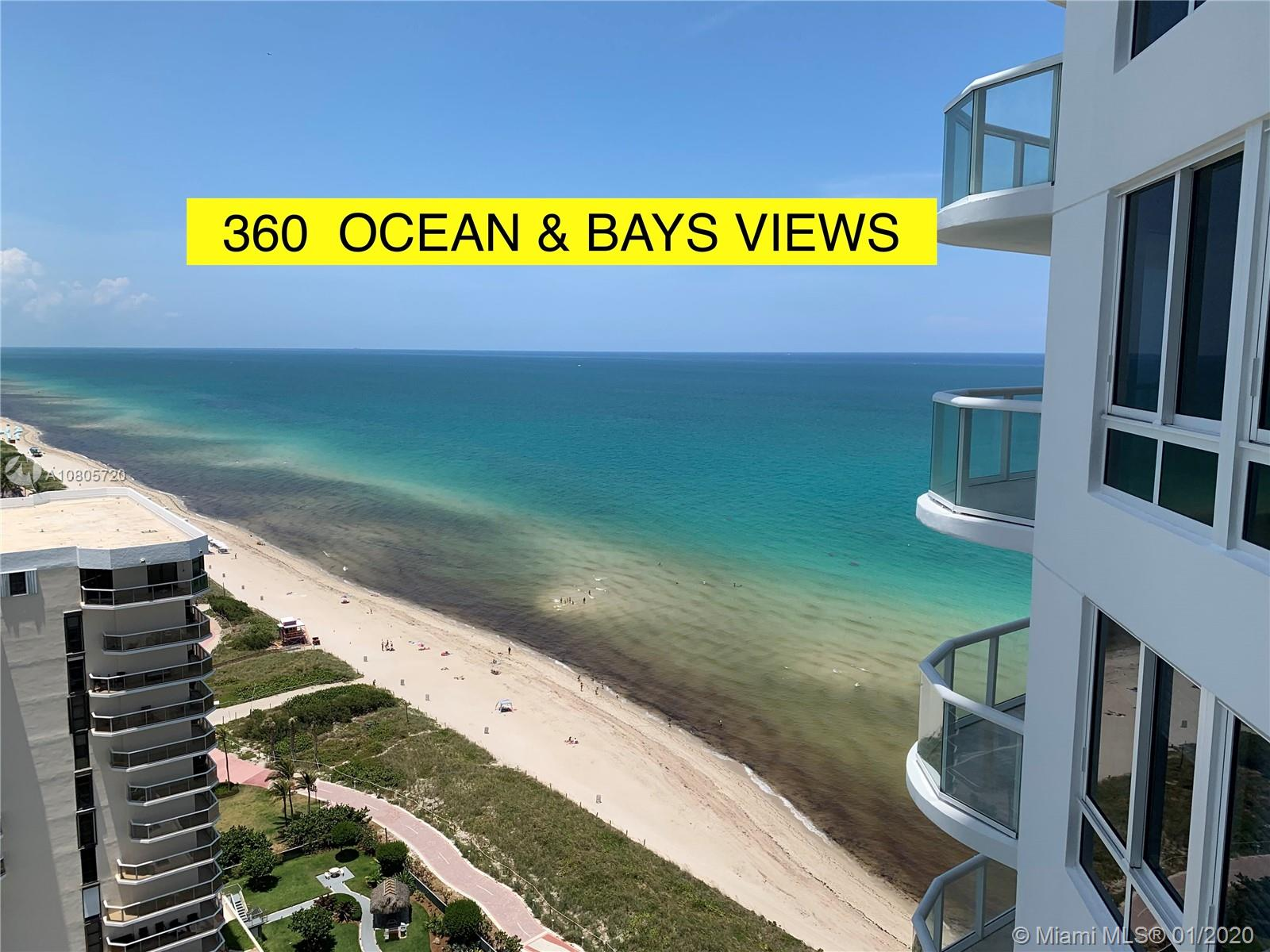 6365  Collins Ave #2311 For Sale A10805720, FL