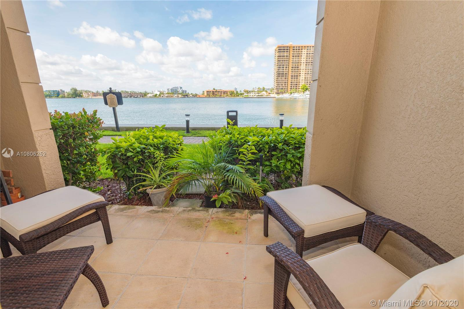 17150 N Bay Rd #2107 For Sale A10806252, FL