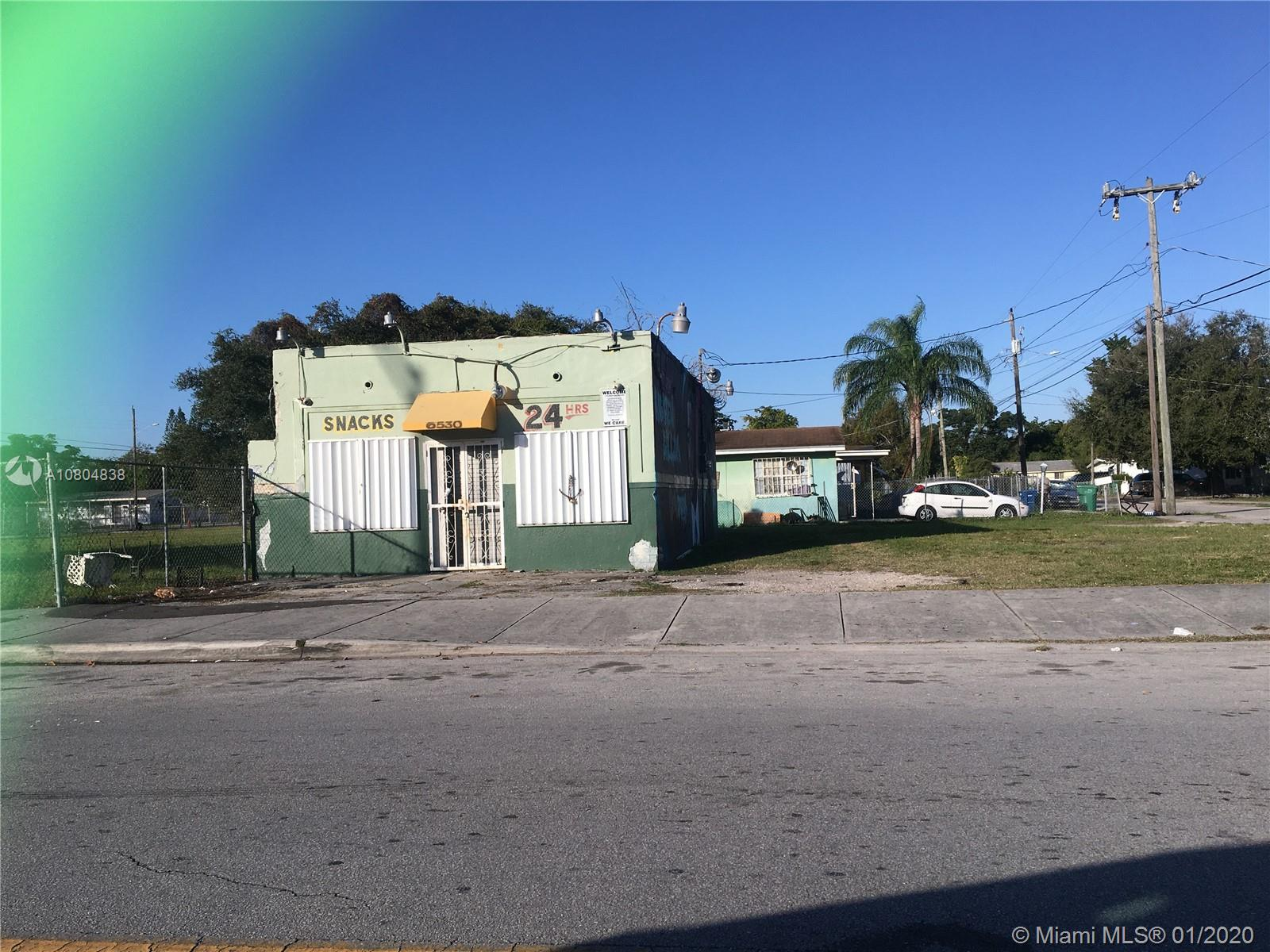 6874 NW 18th Ave  For Sale A10804838, FL