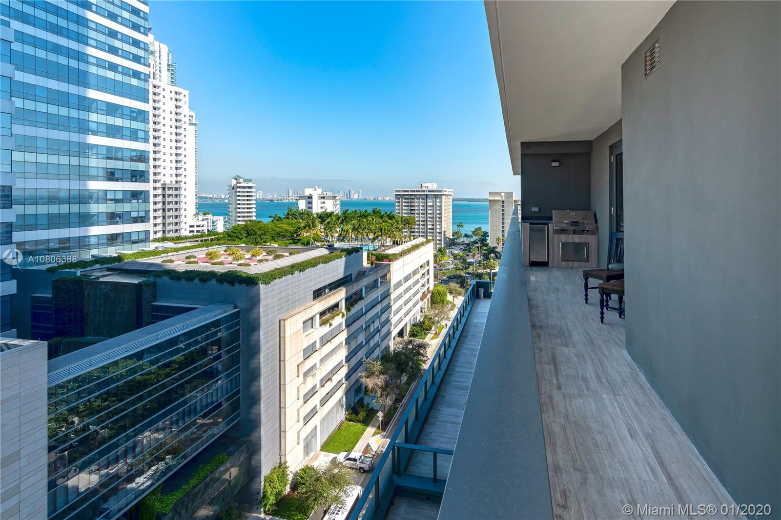 1451  Brickell Ave #1106 For Sale A10806388, FL