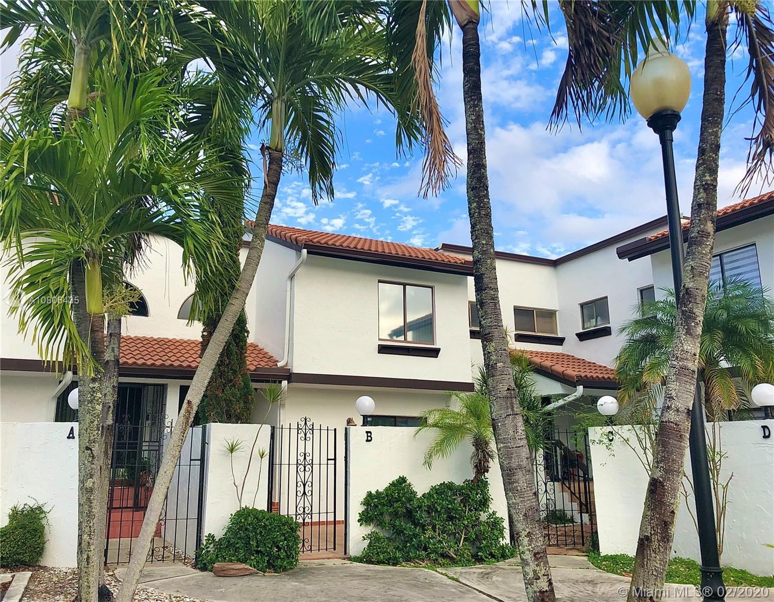 1251 SW 124th Ct #23-B For Sale A10806435, FL