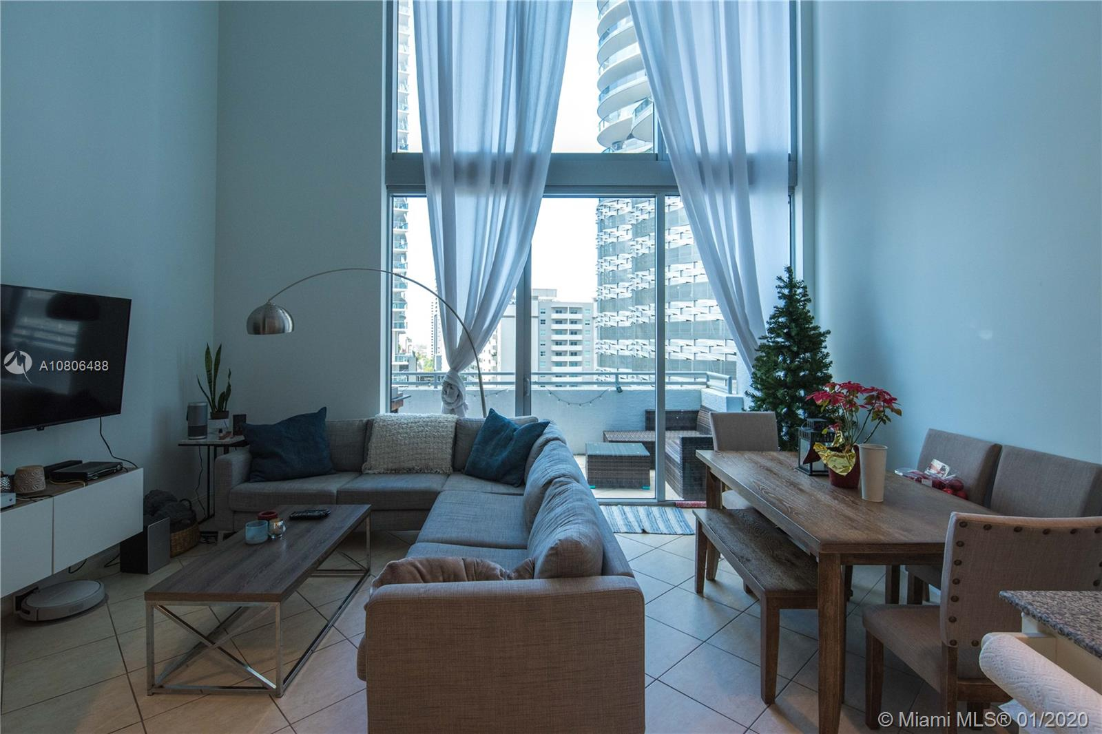1050  Brickell Ave #1012 For Sale A10806488, FL