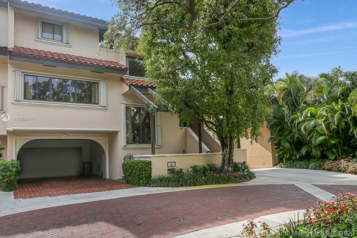 2000 S Bayshore Dr #63 For Sale A10806471, FL