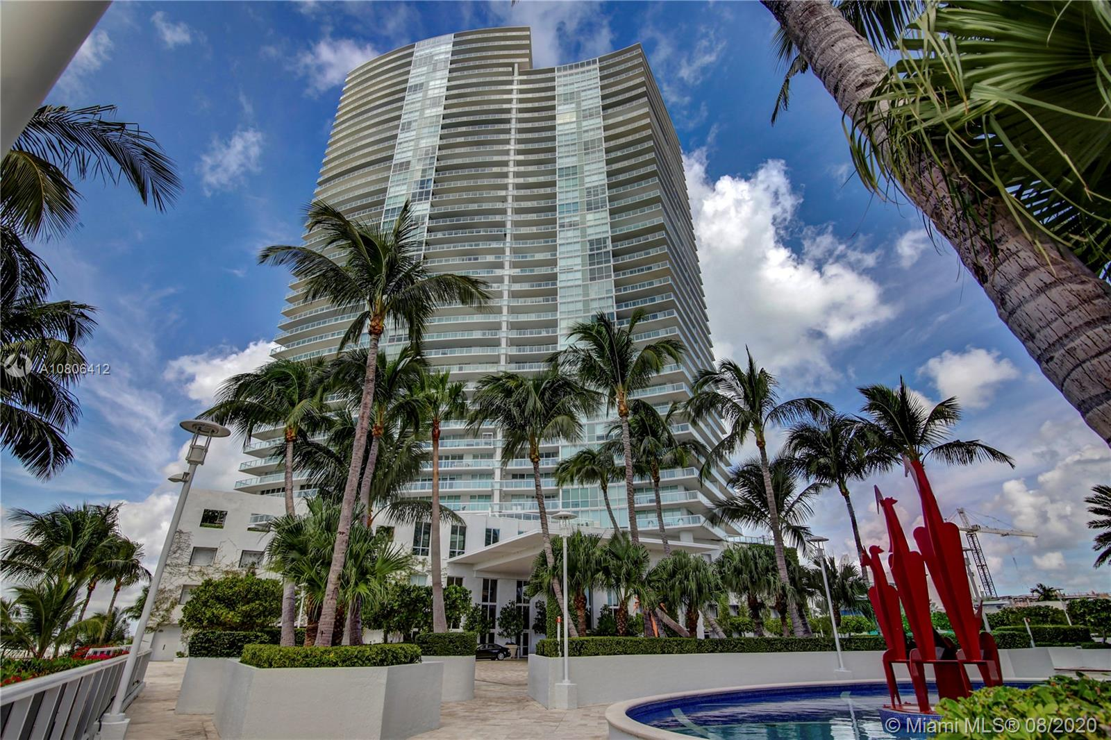 450  Alton Rd #2102 For Sale A10806412, FL
