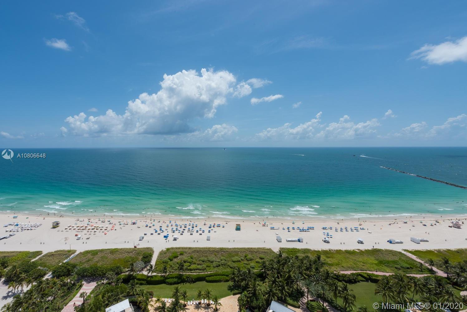 50 S Pointe Dr #2702 For Sale A10806648, FL