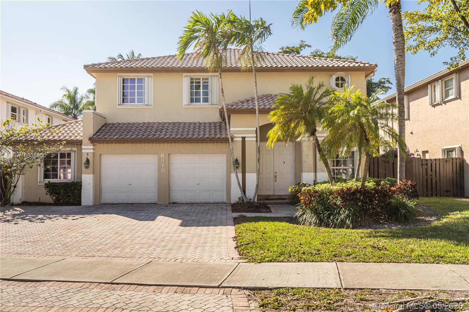 6318 NW 113th Pl  For Sale A10806800, FL