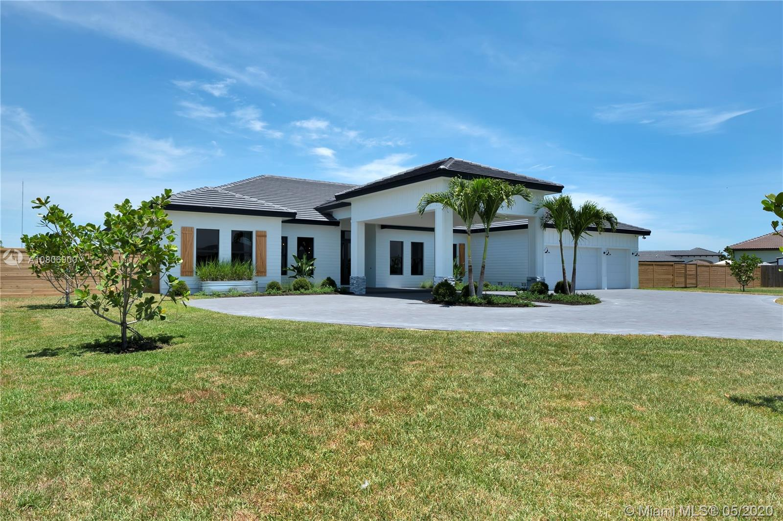 28110 SW 175 ave  For Sale A10806900, FL