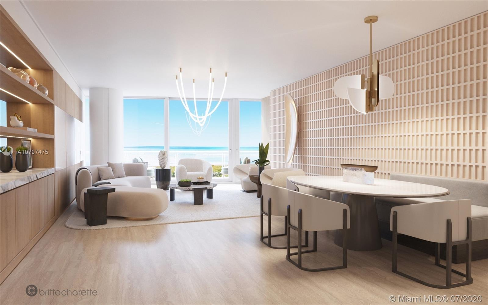 9001  Collins Ave #S-605 For Sale A10797475, FL