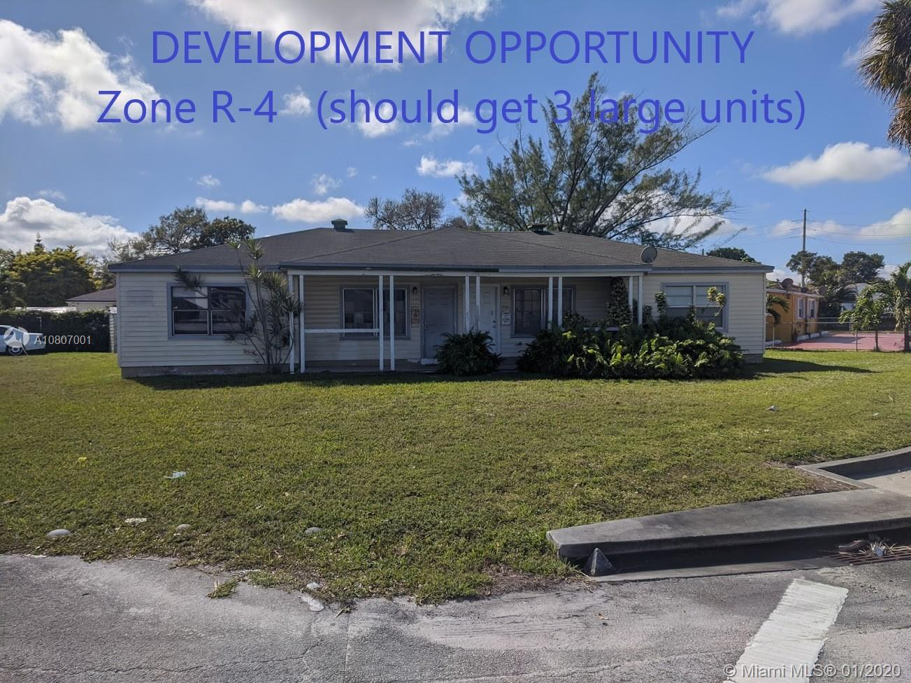 1496 NE 135th St  For Sale A10807001, FL