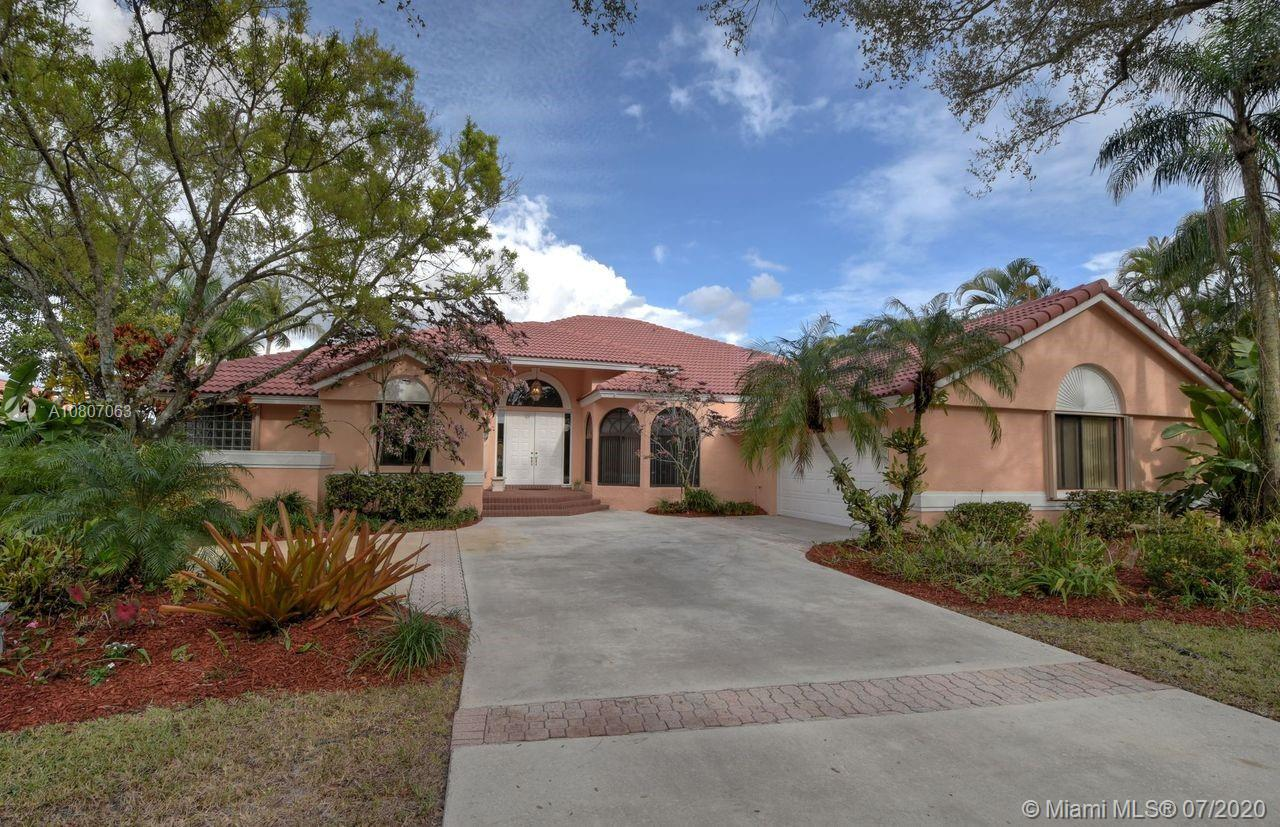 Just Reduced!  Over 4000 Square Foot Lakefront Estate Home w/Large Screened Patio and Pool area. Great Home for Entertaining. Plenty of Natural Light.  Serene Lake Views from Master Bedroom, Living and Family Room. Open Spacious Split Floor Plan Featuring Hurricane Windows throughout Home, New Roof in 2012, Exterior Painted in 2016.  Newer Kitchen Appliances. Granite Counters.  Guard Gated Community. 4th Room is used as office. Seller Relocating Very Motivated!  Close to shopping, dining and highways.