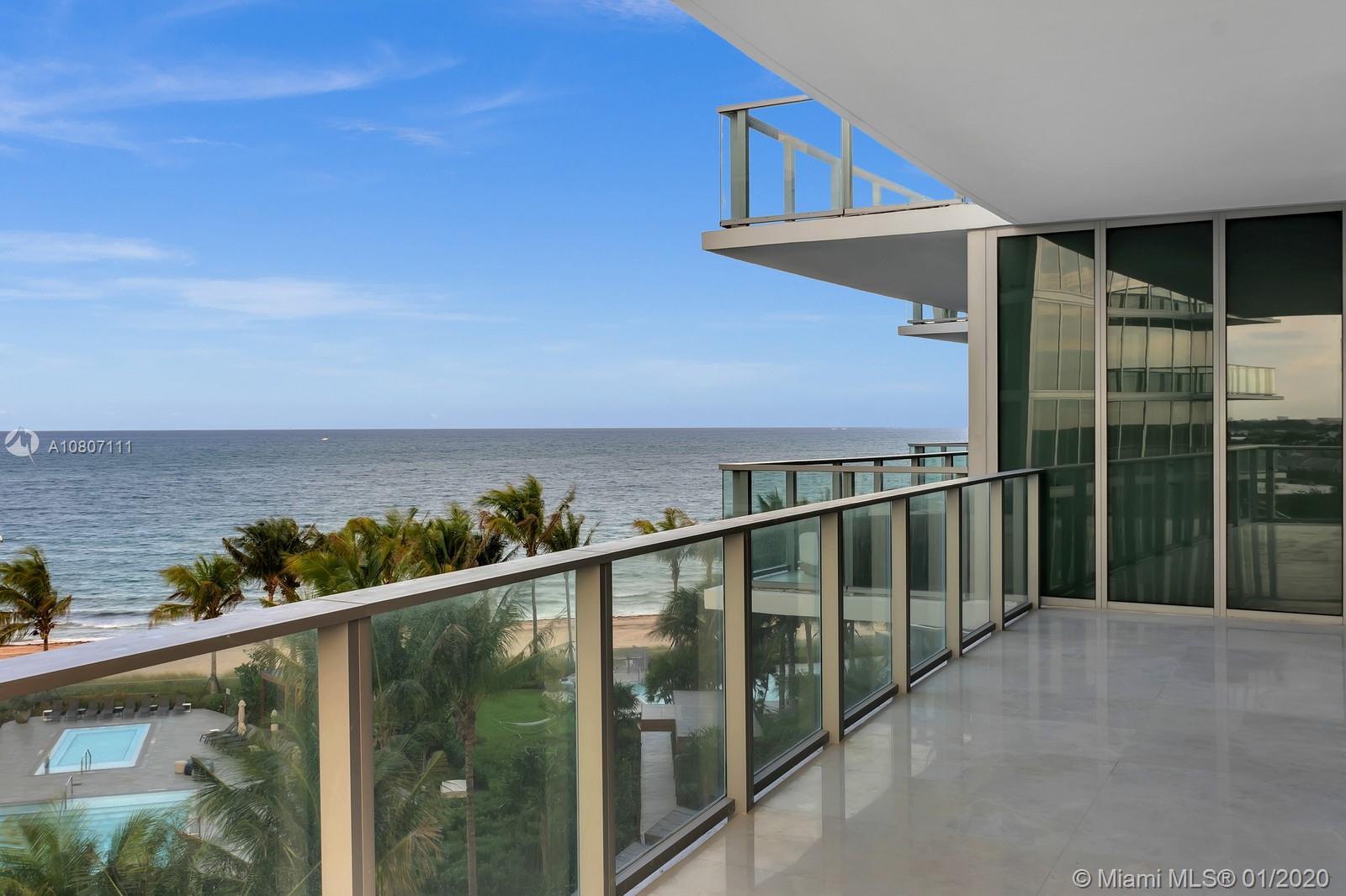 2200 N Ocean Blvd #S506 For Sale A10807111, FL