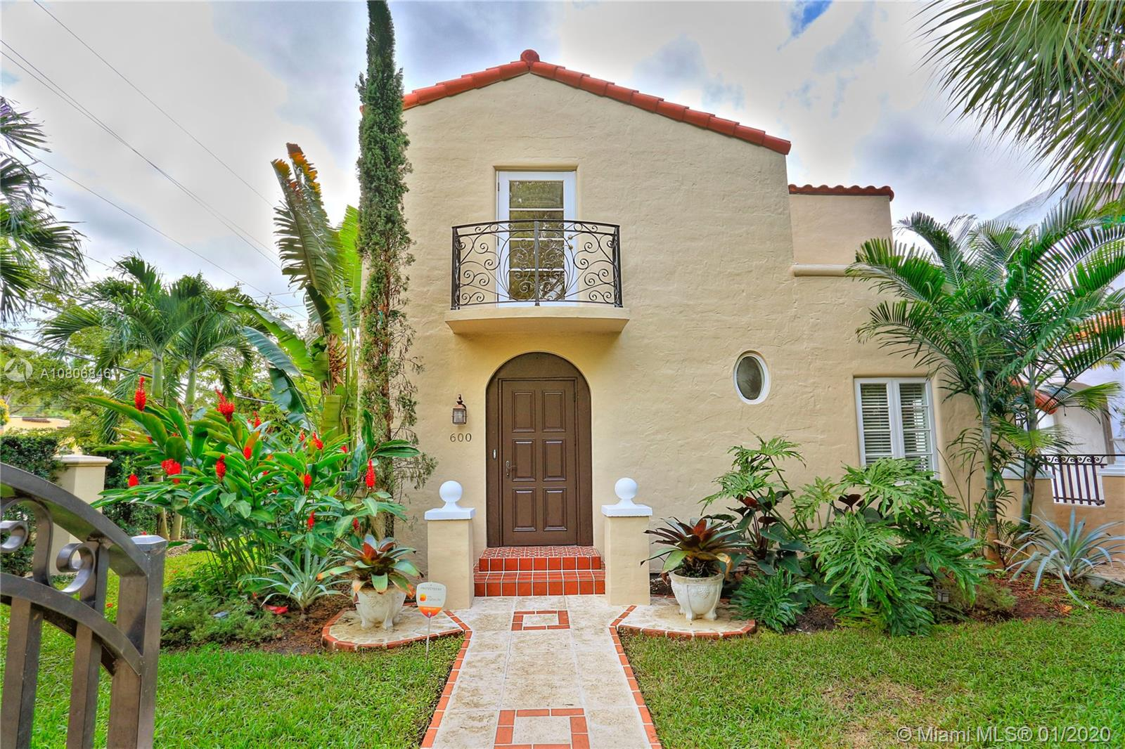 600  Minorca Ave  For Sale A10806846, FL