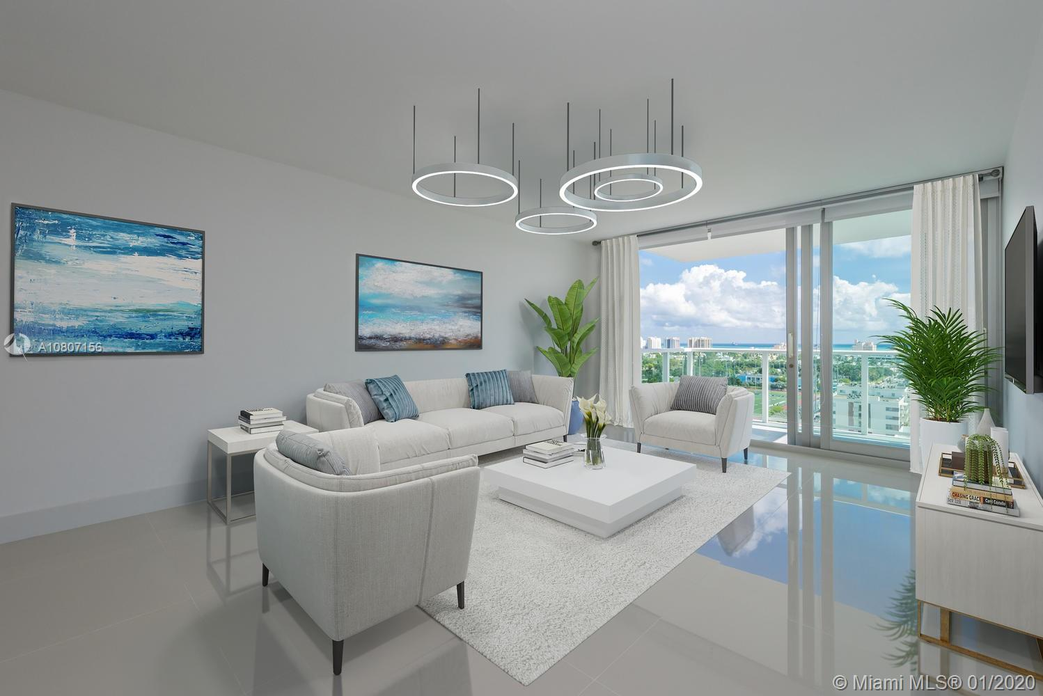 1000  West Ave #1508 For Sale A10807156, FL