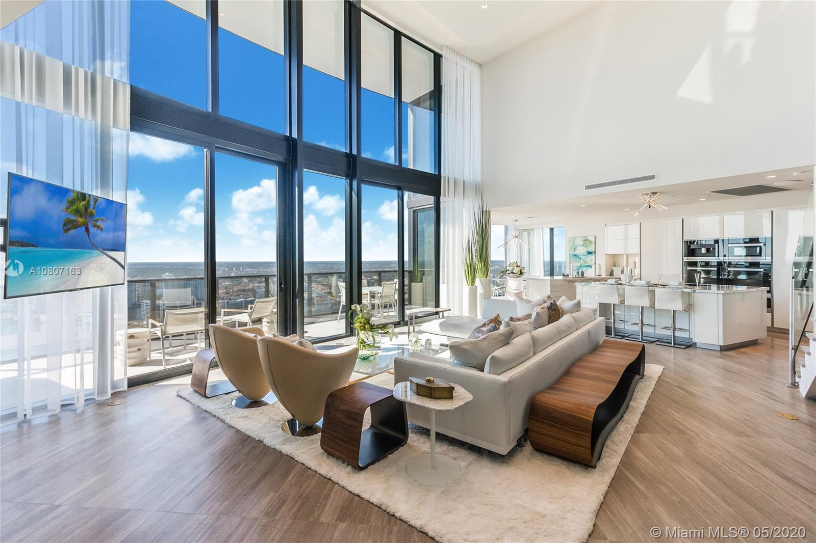 18555  Collins Ave #5003 For Sale A10807163, FL