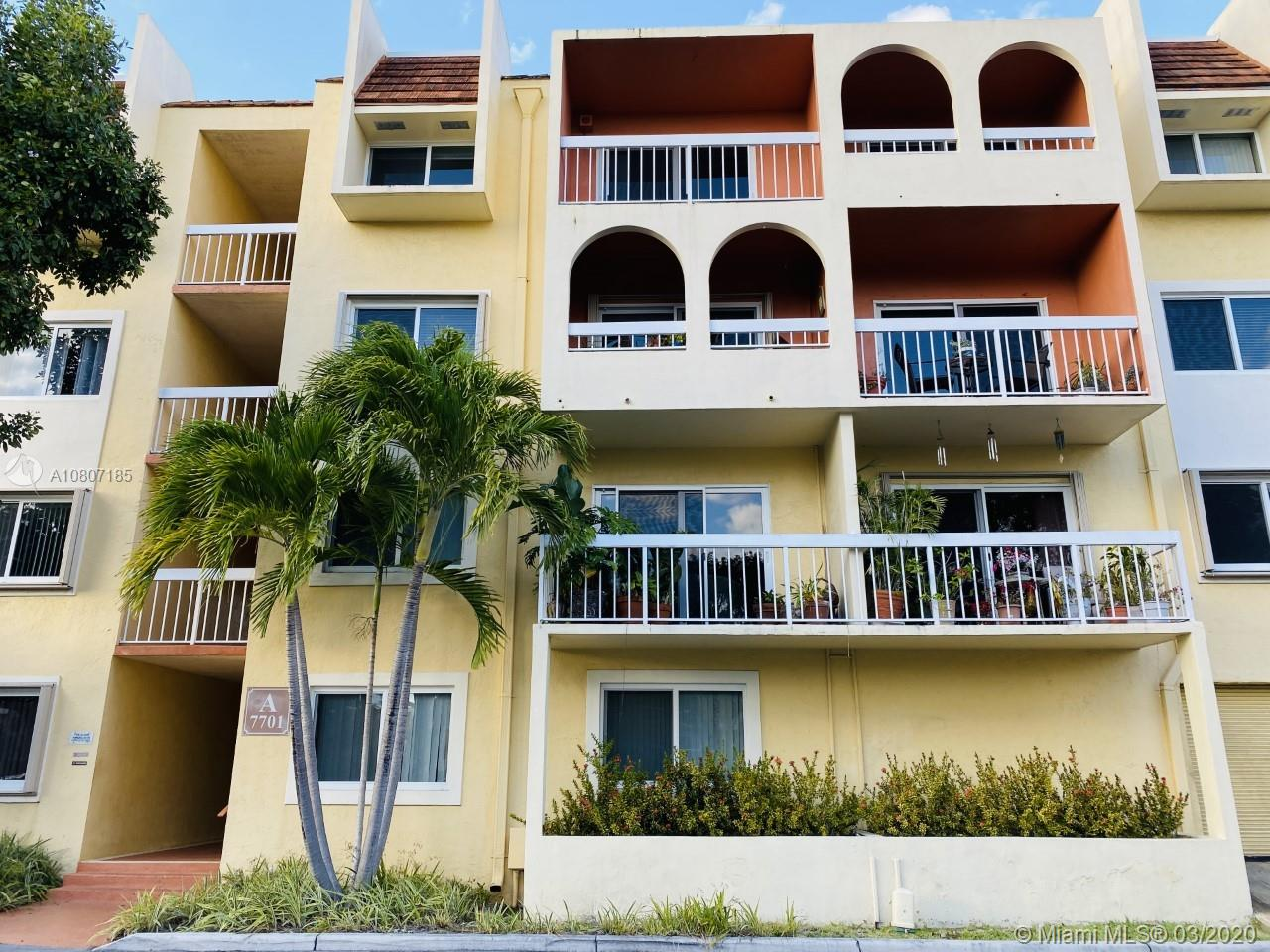 7701  Camino Real #A-420 For Sale A10807185, FL