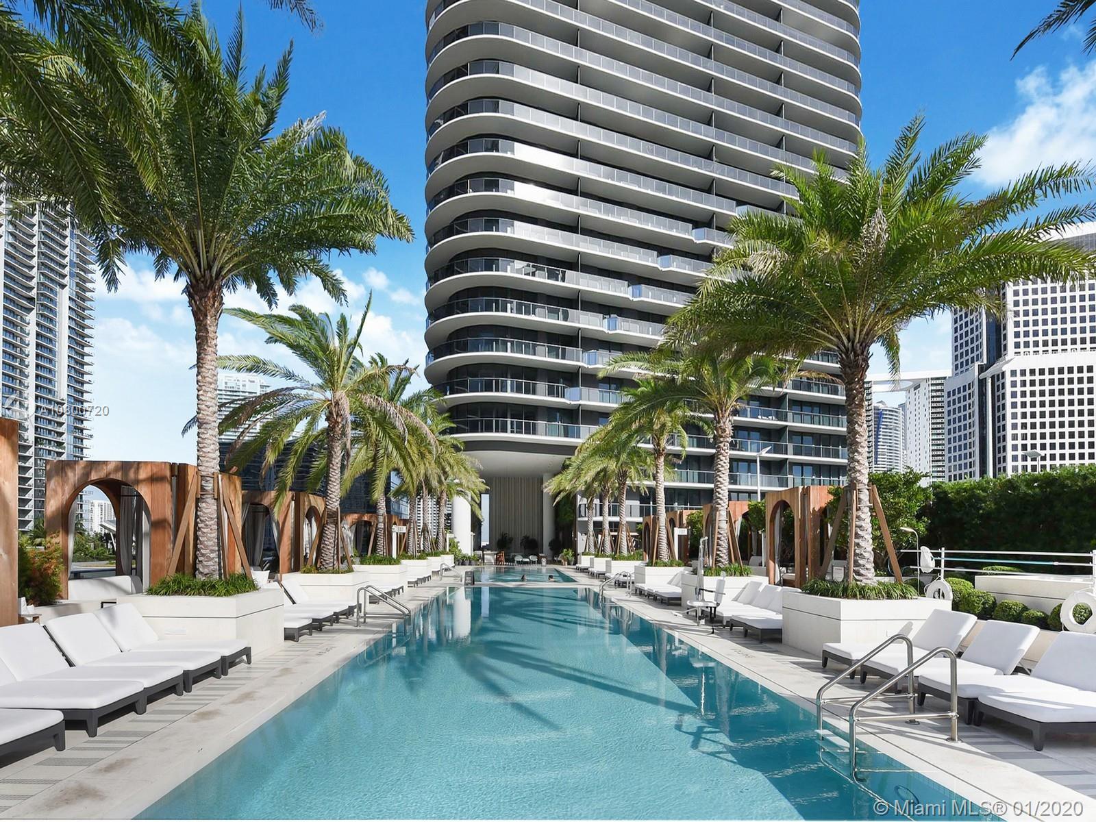 801 S Miami Ave #4409 For Sale A10800720, FL