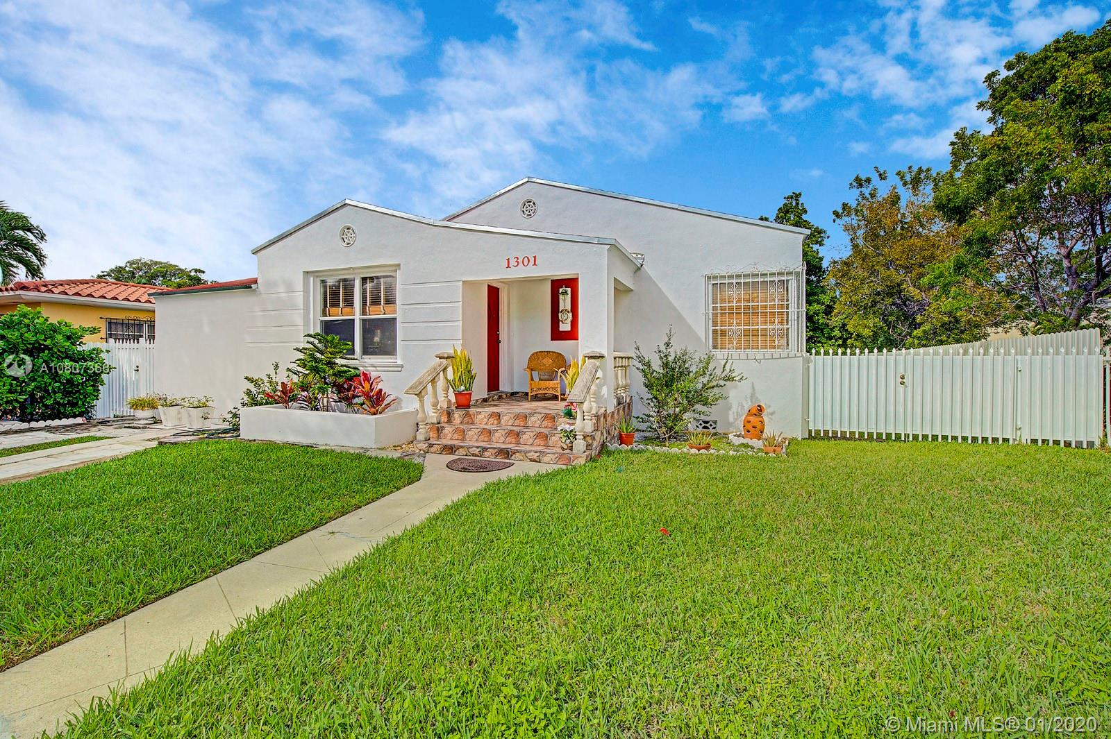 1301  71st  For Sale A10807366, FL