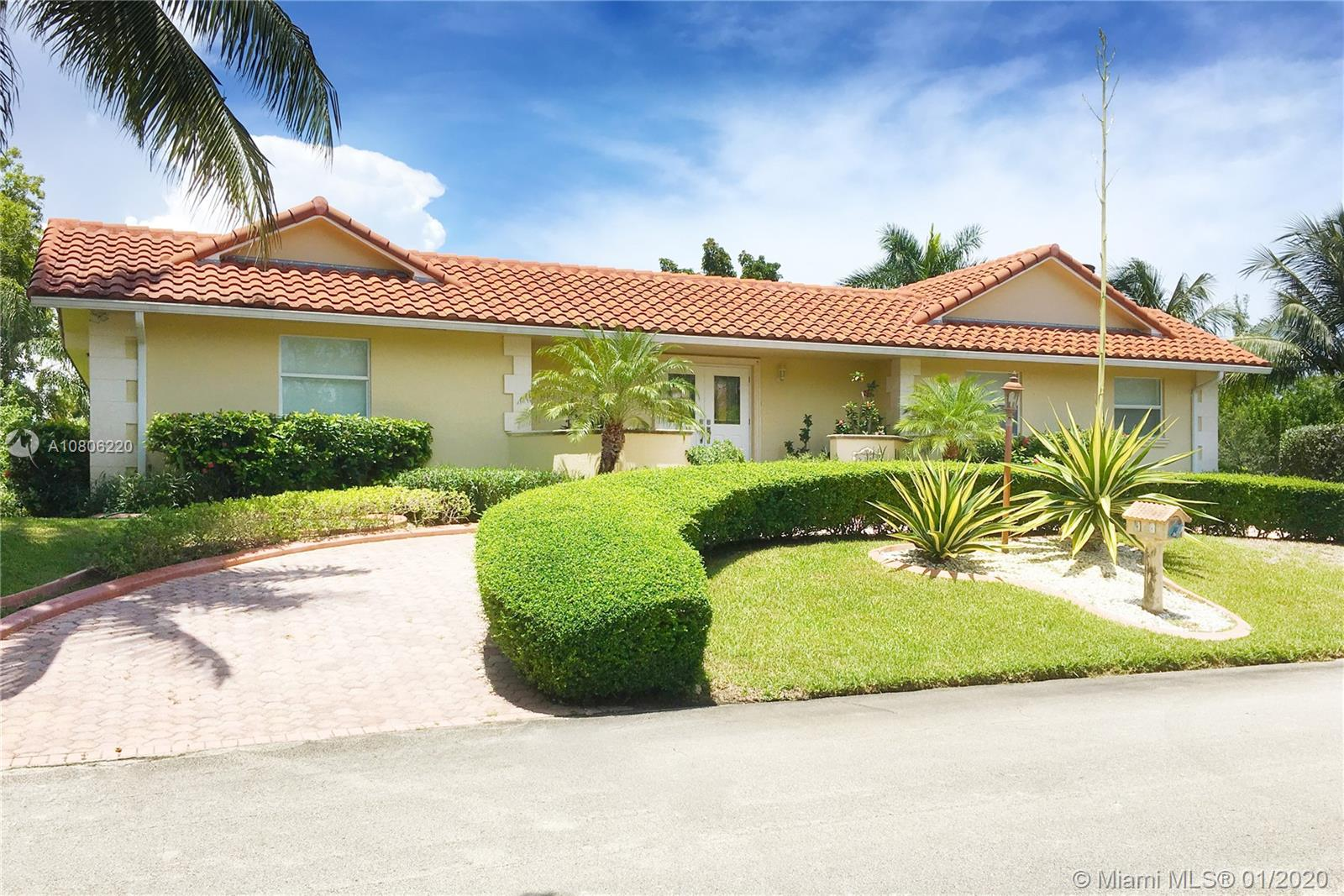 5701 SW 136th St  For Sale A10806220, FL
