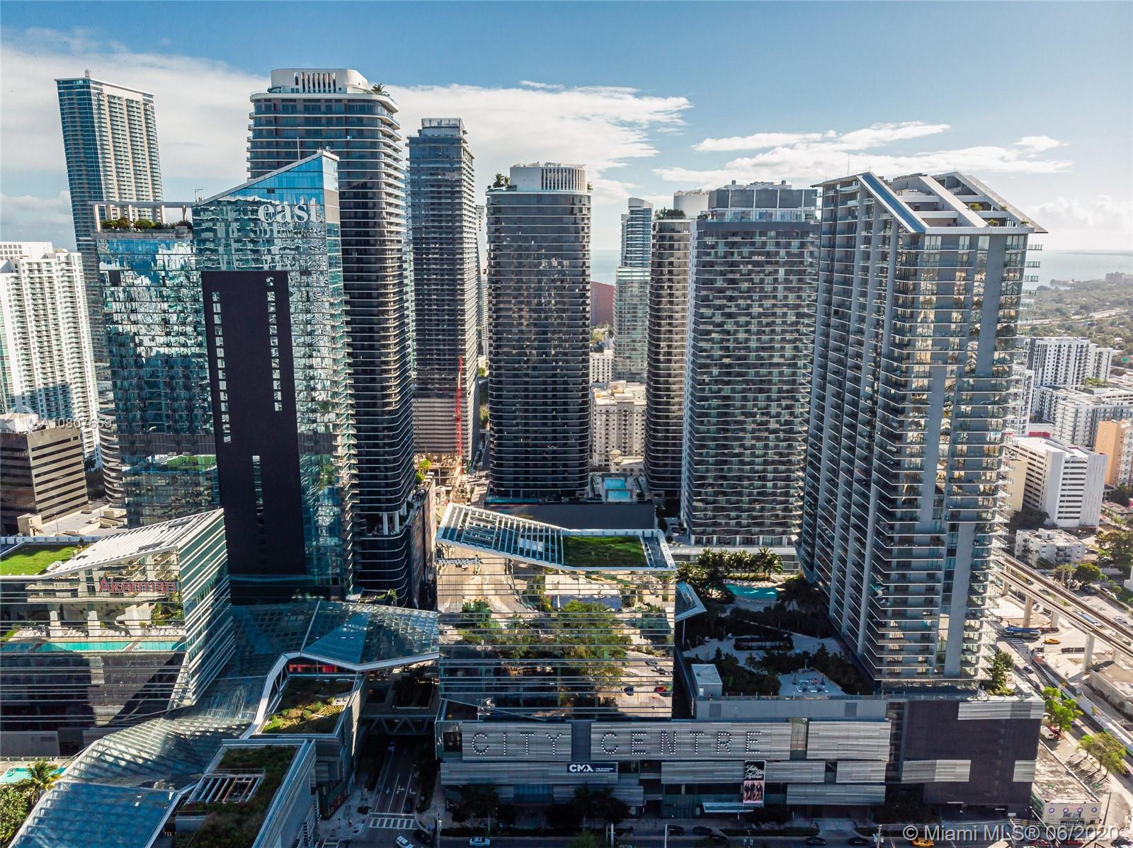 88 SW 7th St #805 For Sale A10807659, FL